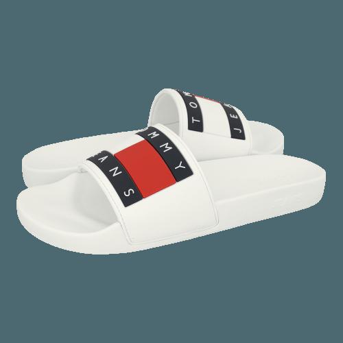 Σανδάλια Tommy Hilfiger Tommy Jeans Flag Pool Slide