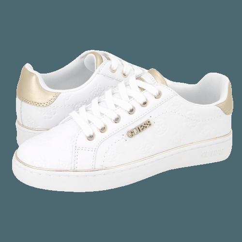 Παπούτσια casual Guess Beckie All-Over Logo Sneaker