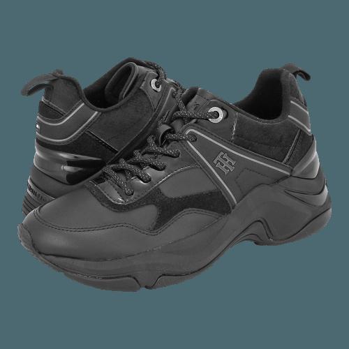 Παπούτσια casual Tommy Hilfiger Warm Line Fashion Wedge Sneaker