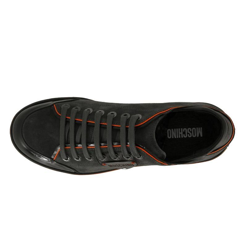 916c9fe354 Chapelle - Ανδρικά παπούτσια casual Moschino από καστορι και ...
