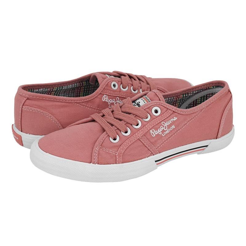 Cournon - Γυναικεία παπούτσια casual Pepe Jeans από υφασμα - Gianna ... 6adc0bab6f6
