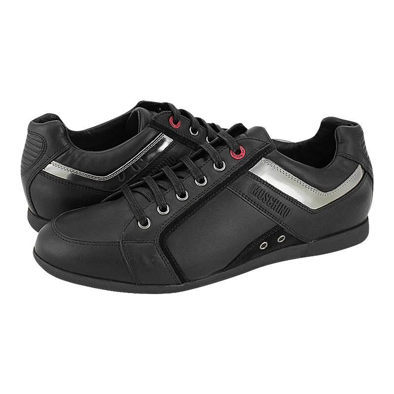 de785d27ff Cessoy - Ανδρικά παπούτσια casual Moschino από δέρμα - Gianna ...