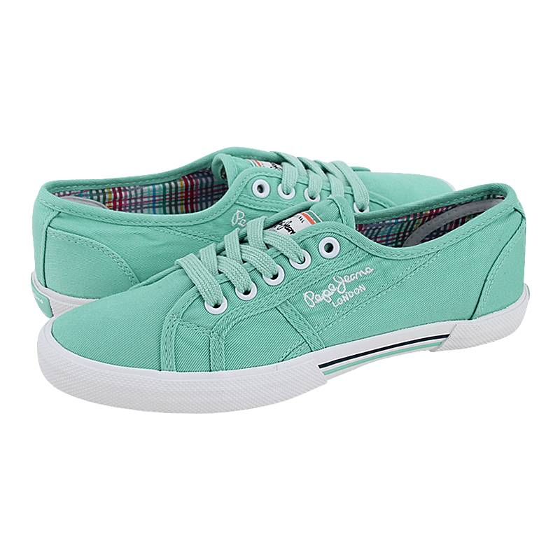 57dd7a0e9cf Cadix - Γυναικεία παπούτσια casual Pepe Jeans από υφασμα - Gianna ...