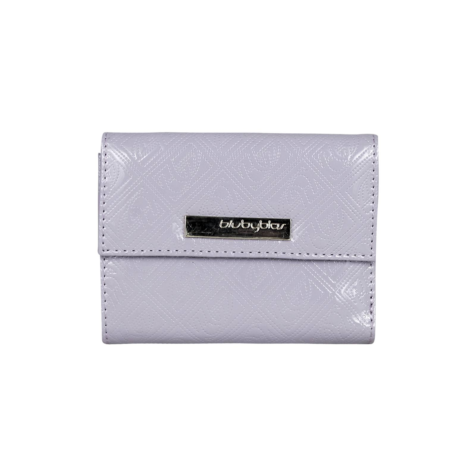 55d71418c0 Whigham - Γυναικείο πορτοφόλι Blu Byblos από λουστρινι συνθετικο ...