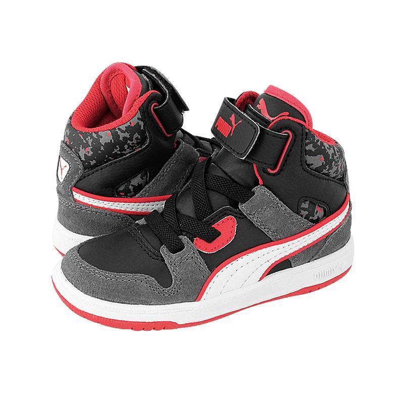Rebound Street Camo S - Παιδικά αθλητικά παπούτσια Puma από καστορι ... e95519d9f7c