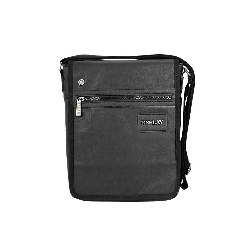 539633cdb3 Saleby - Ανδρική τσάντα Replay από δερμα συνθετικο - Gianna Kazakou ...