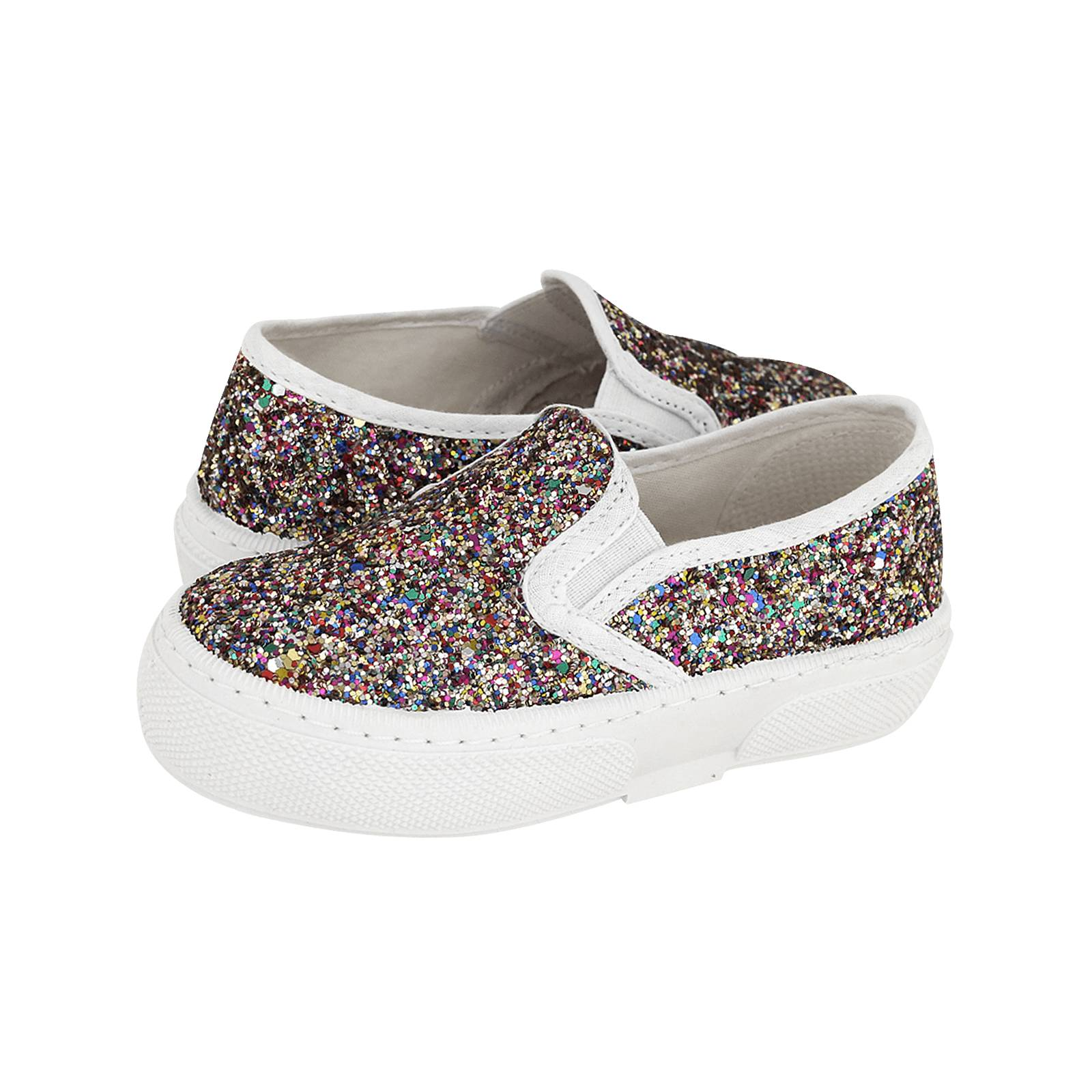 dd12b9e5a95 Cesme - Παιδικά παπούτσια casual Michelle από glitter και υφασμα ...