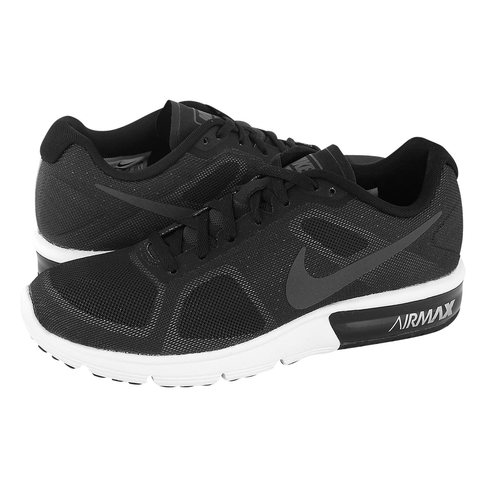 Air Max Sequent - Γυναικεία αθλητικά παπούτσια Nike από υφασμα ... ef2857e4912