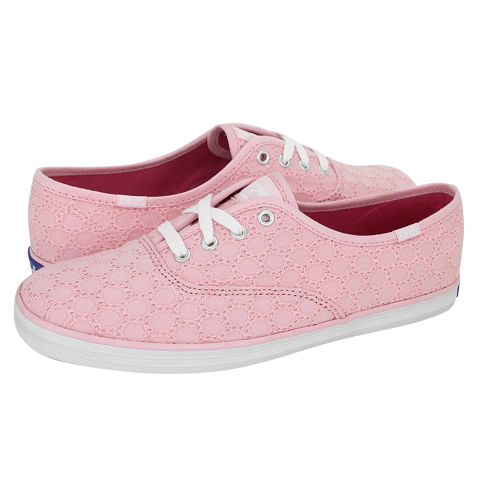 Champion Eyelet - Γυναικεία παπούτσια casual Keds από υφασμα ... a1a747726c2
