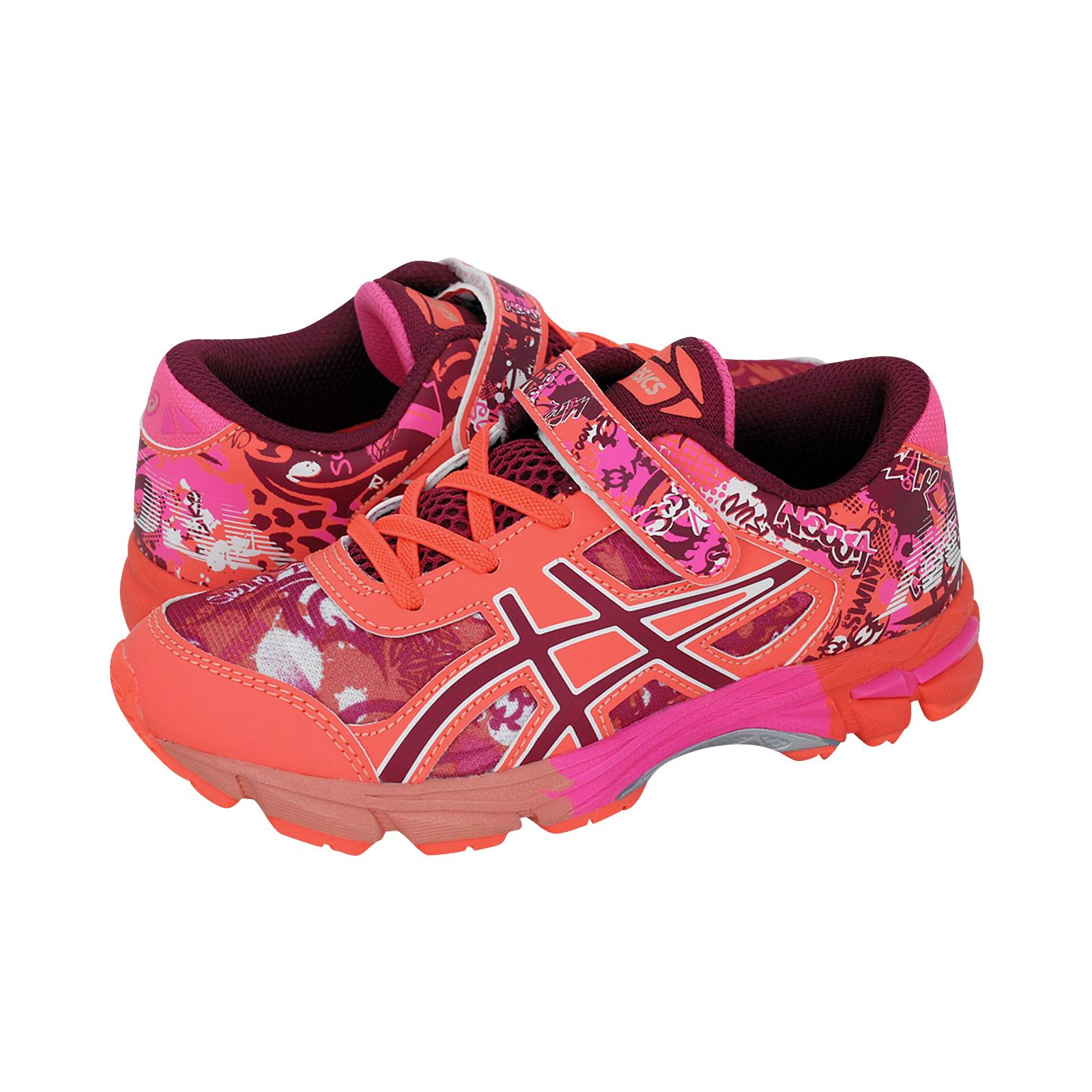 Gel-Noosa TRI 11 PS - Παιδικά αθλητικά παπούτσια Asics από υφασμα ... ea0f6aa59ee
