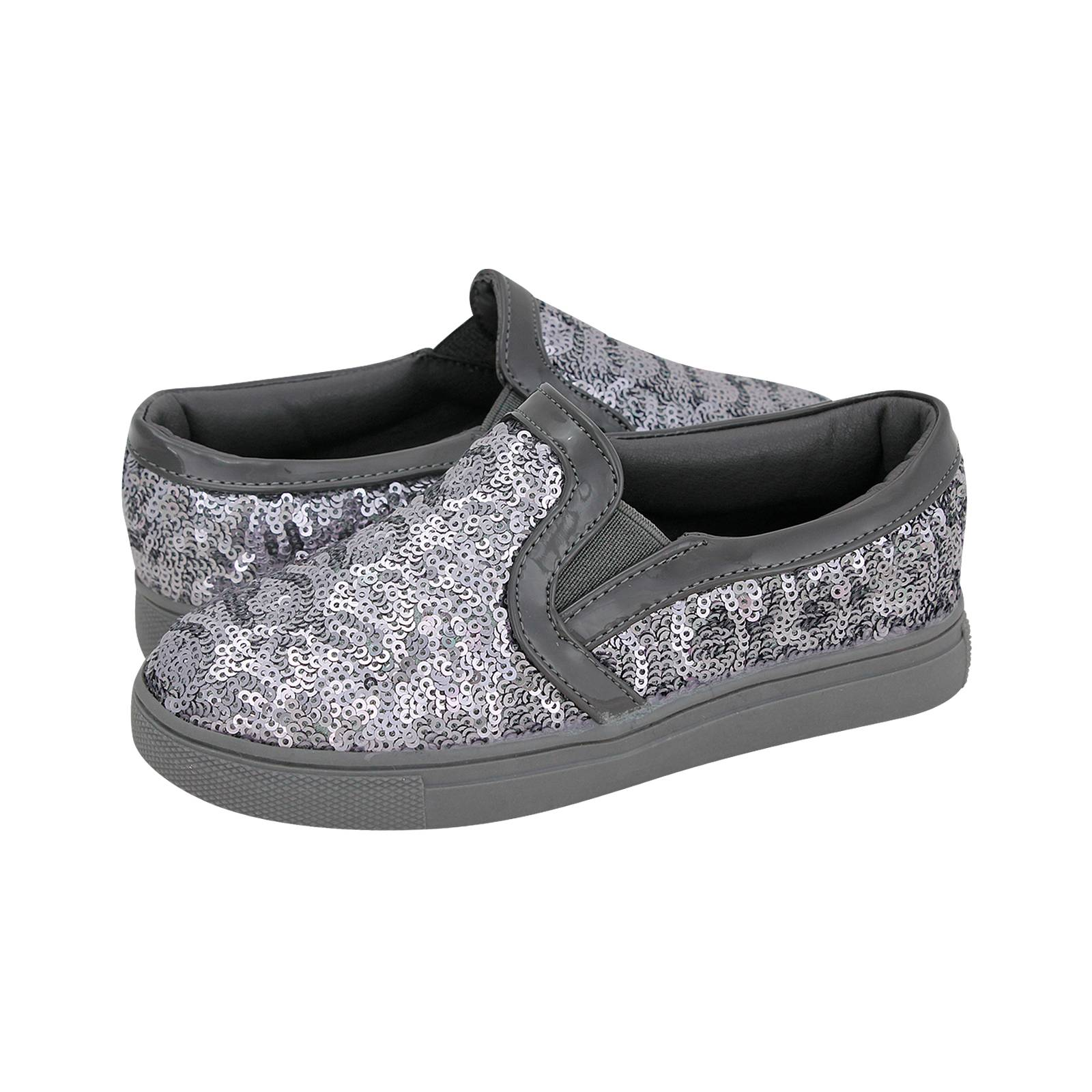dc4bad17e31 Cofete - Παιδικά παπούτσια casual Energy από παγιετες, υφασμα και ...