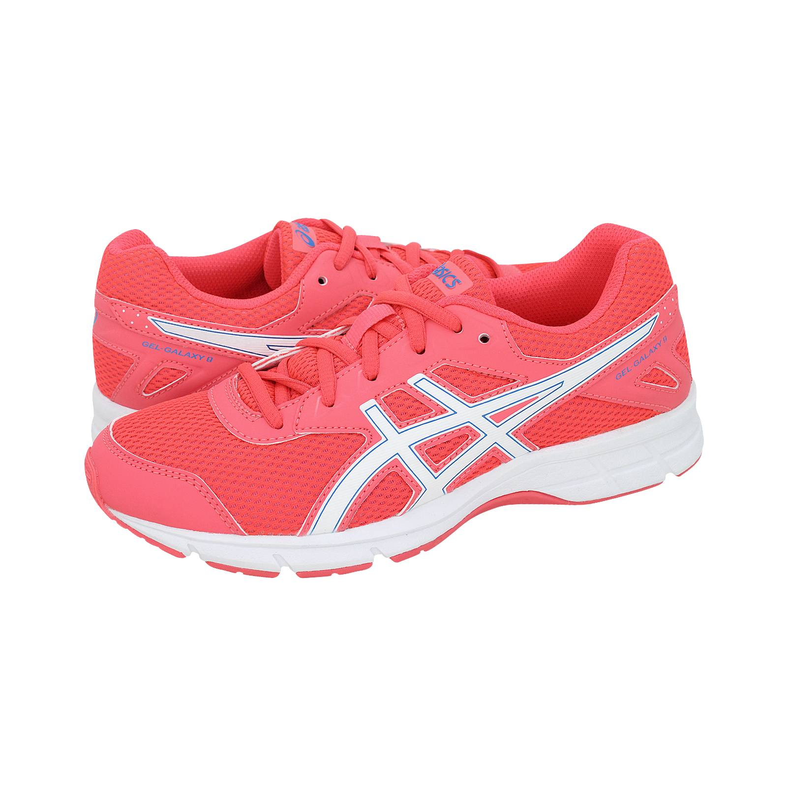 Gel-Galaxy 9 GS - Παιδικά αθλητικά παπούτσια Asics από υφασμα και ... de05939be5b