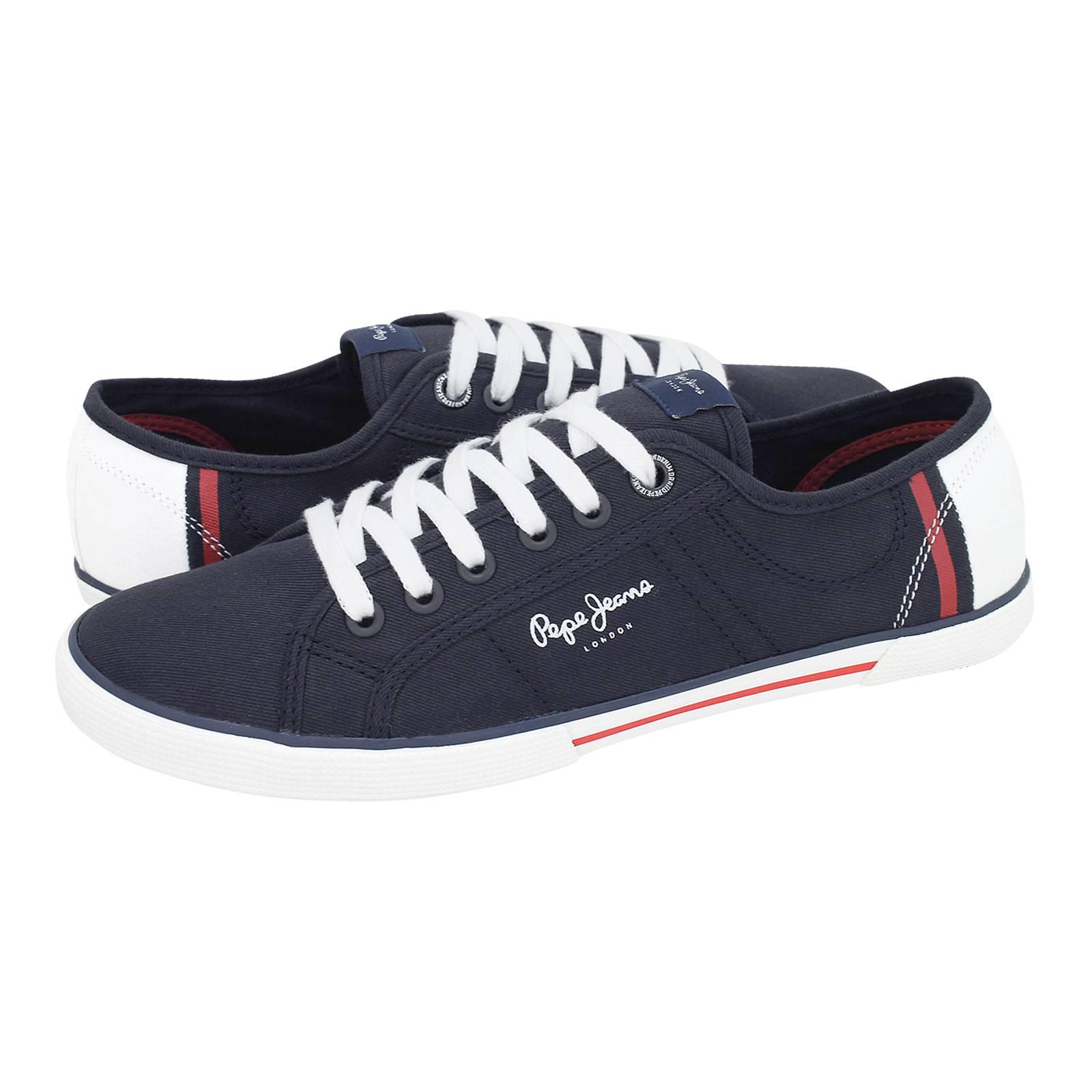 abe9433dcfc Παπούτσια casual Pepe Jeans Civrac