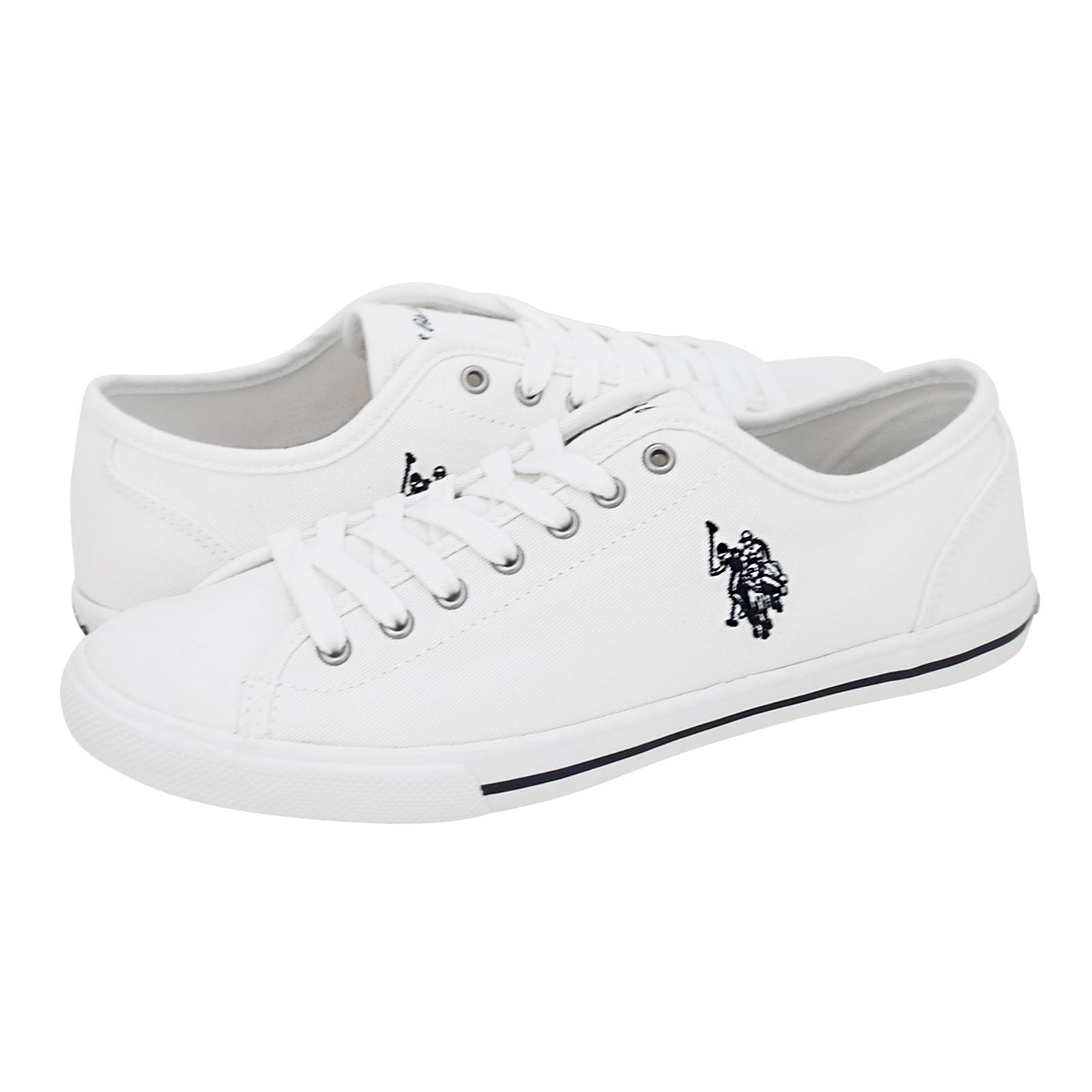 f2d43c35c732 Castions - Γυναικεία παπούτσια casual U.S. Polo ASSN από υφασμα ...