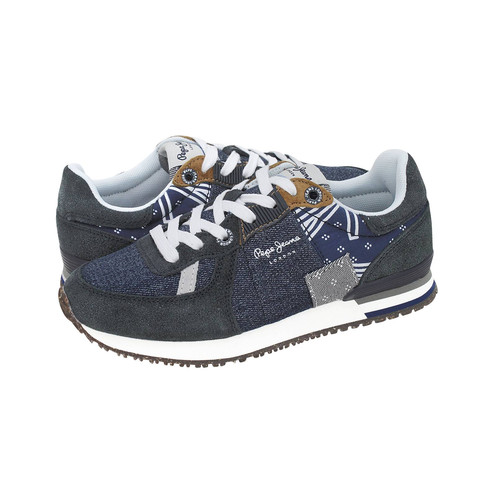 dbcda54e19 Childers - Παιδικά παπούτσια casual Pepe Jeans από υφασμα και ...