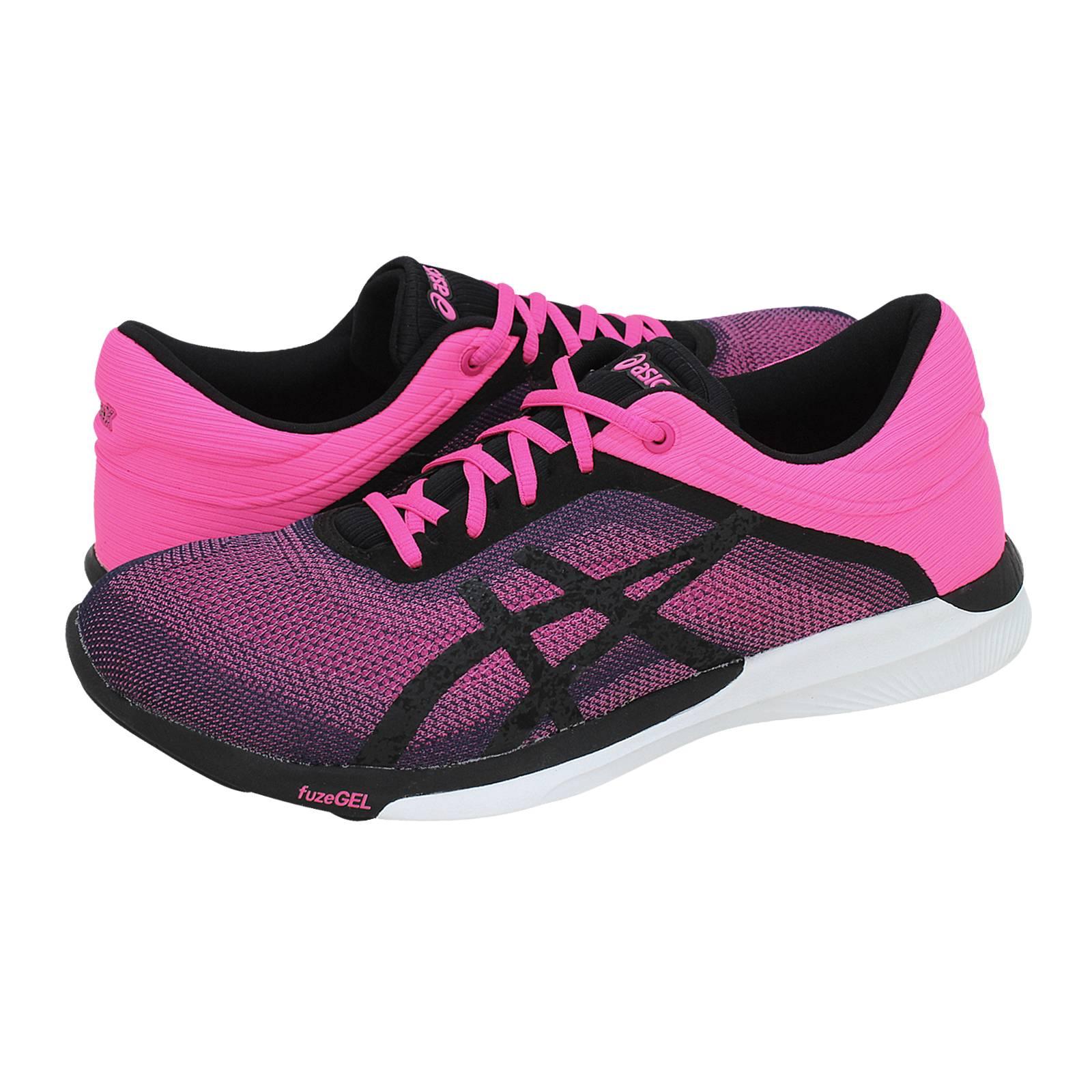 FuzeX Rush - Γυναικεία αθλητικά παπούτσια Asics από υφασμα και ... d36ac5a6148
