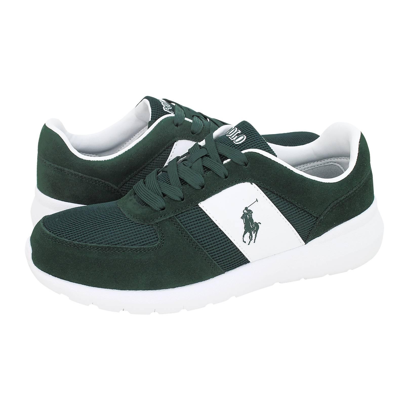 86c117017e Couvet - Ανδρικά παπούτσια casual Polo Ralph Lauren από καστορι ...