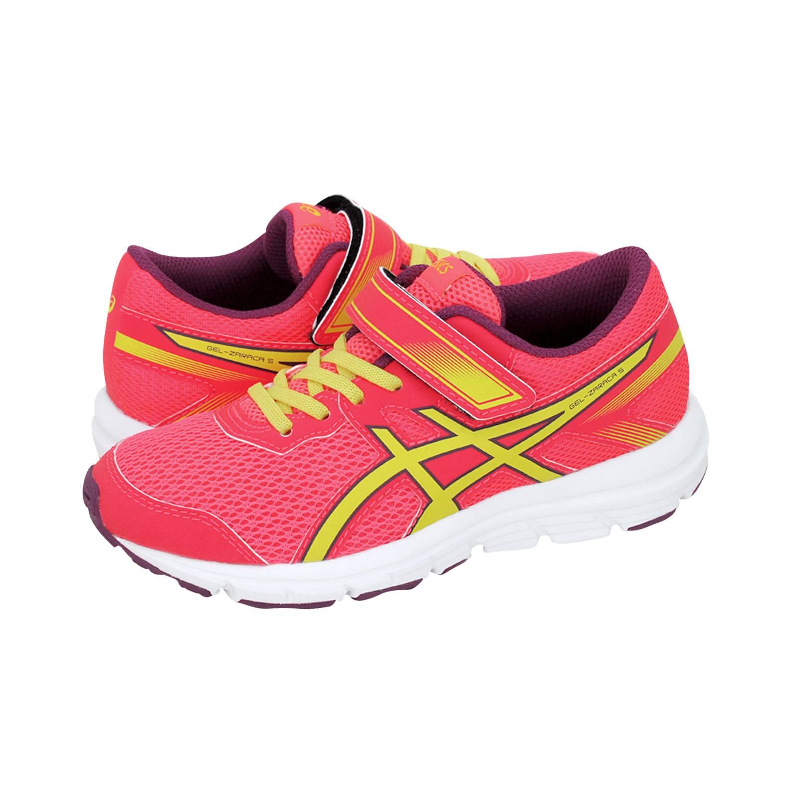 Gel-Zaraca 5 PS - Παιδικά αθλητικά παπούτσια Asics από υφασμα και ... b5c989aa44d