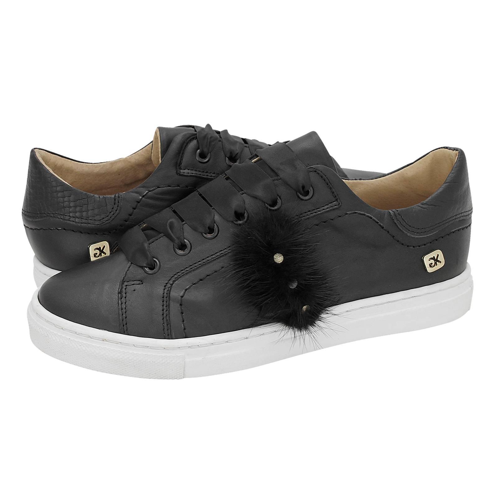 Crossen - Γυναικεία παπούτσια casual Gianna Kazakou από δερμα και ... 3d034994e01