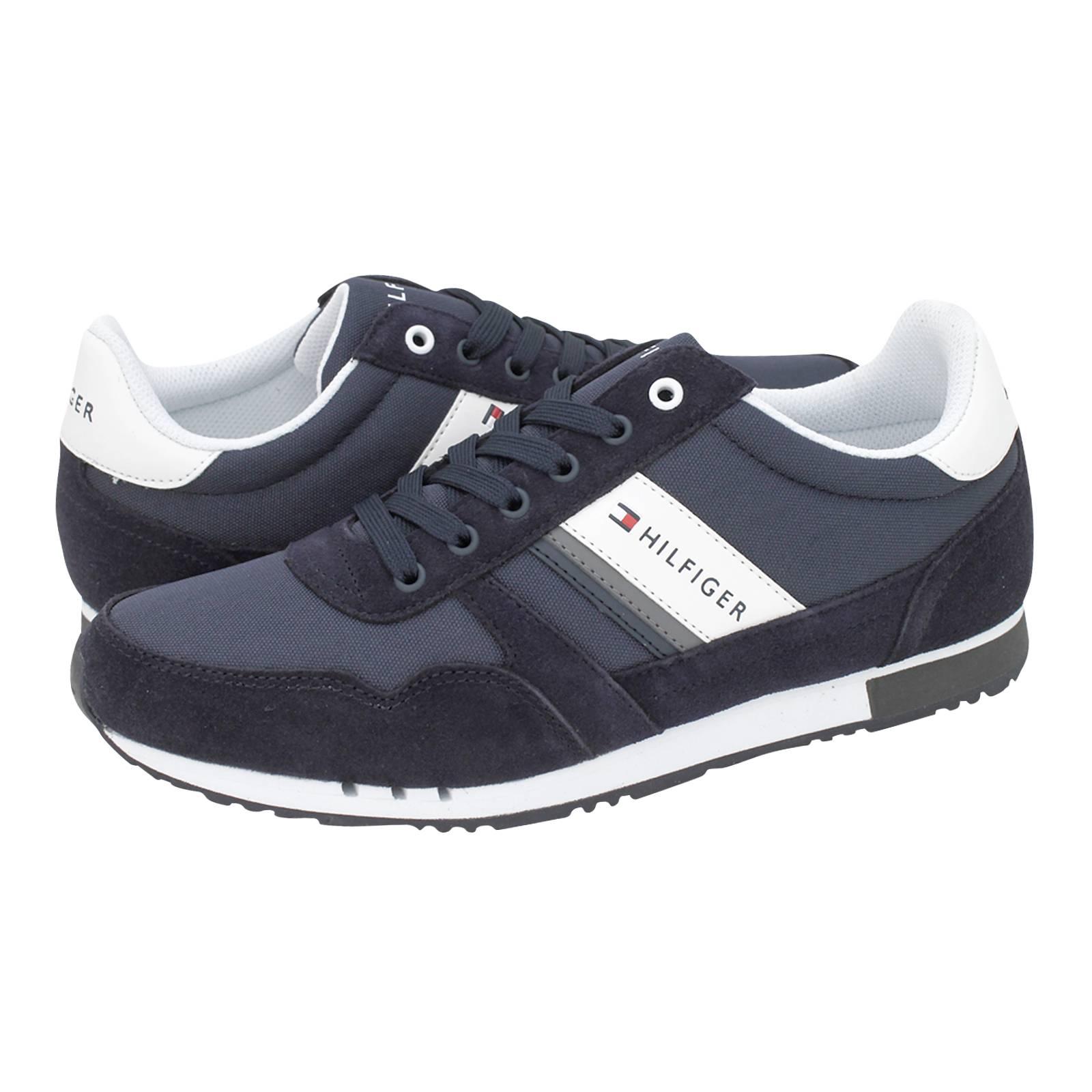 Maxwell 3D - Ανδρικά παπούτσια casual Tommy Hilfiger από καστορι ... 2612396ccde