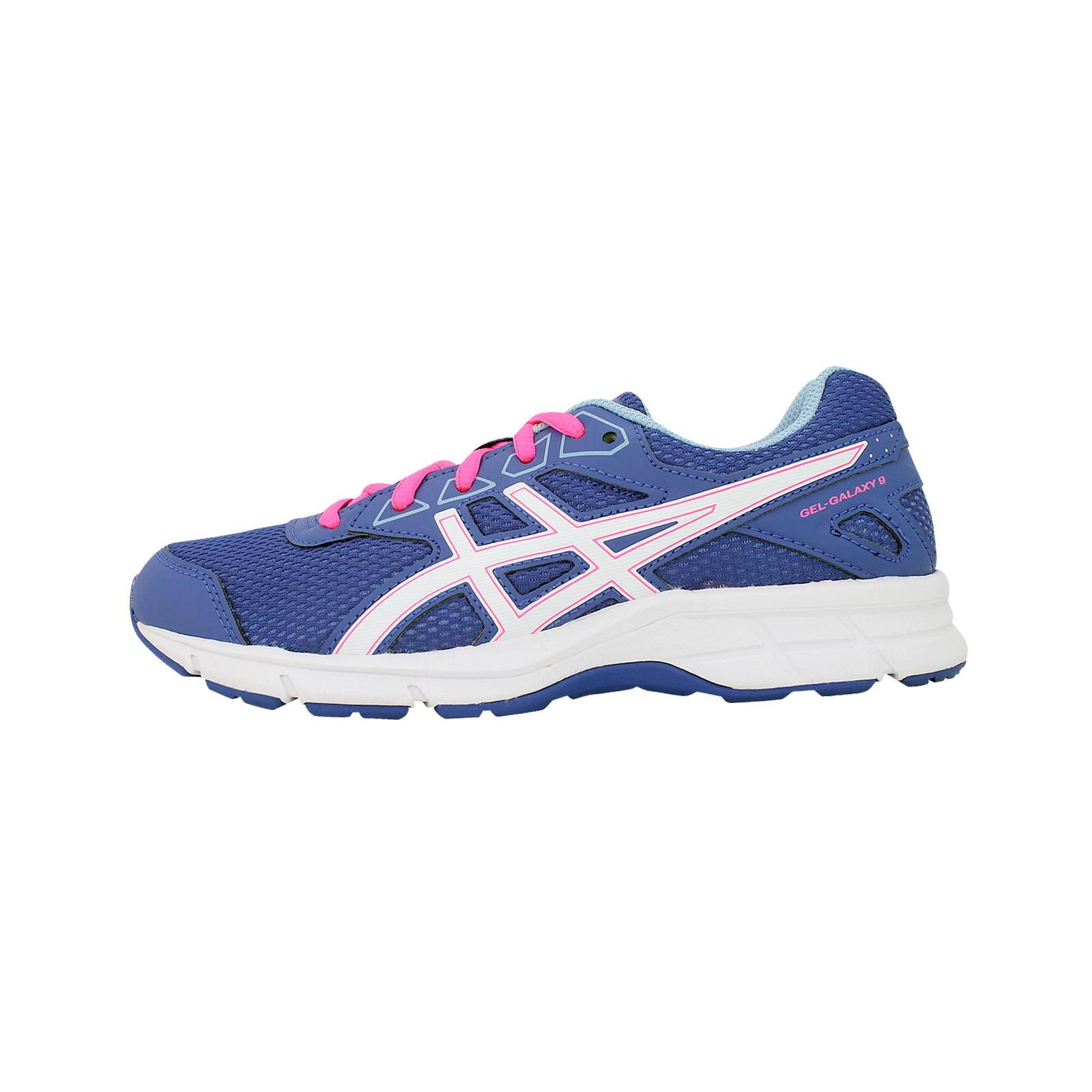 527f909e315 Gel-Galaxy 9 GS - Παιδικά αθλητικά παπούτσια Asics από ύφασμα και ...