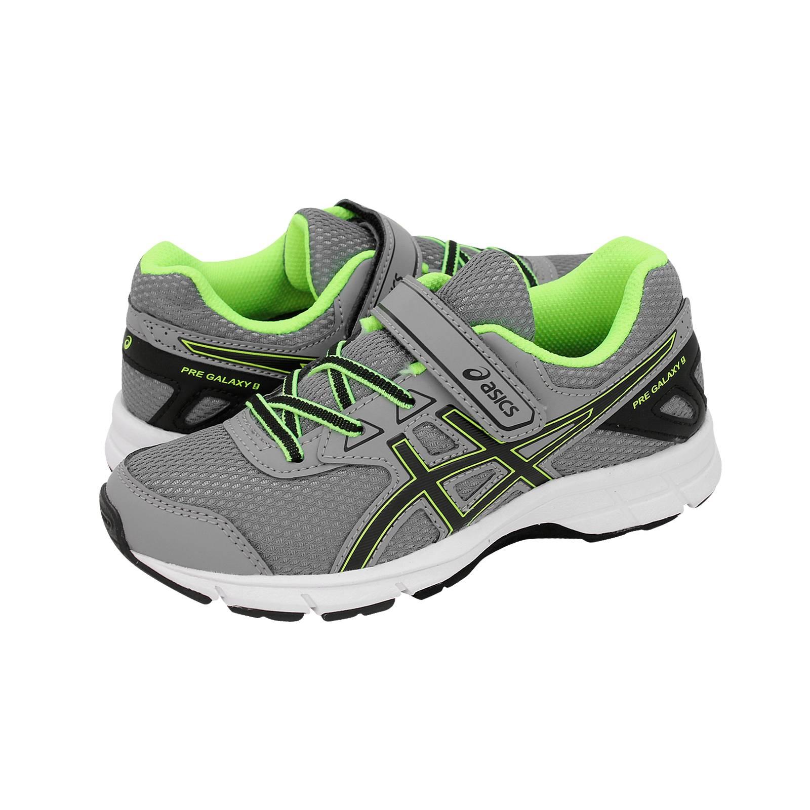 Pre Galaxy 9 PS - Παιδικά αθλητικά παπούτσια Asics από ύφασμα και ... b383154668b