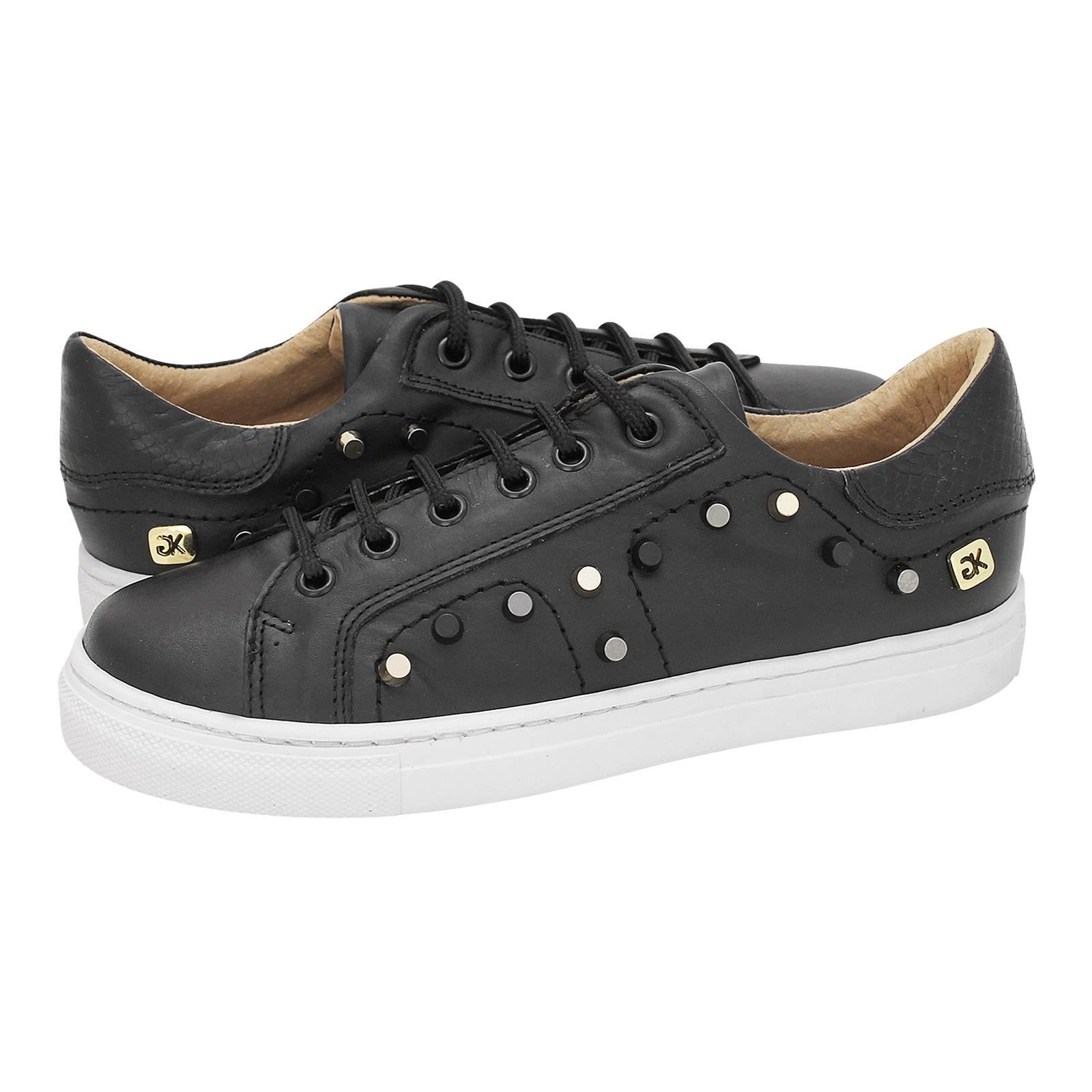 Campestre - Γυναικεία παπούτσια casual Gianna Kazakou από δέρμα ... 2d171f19da5