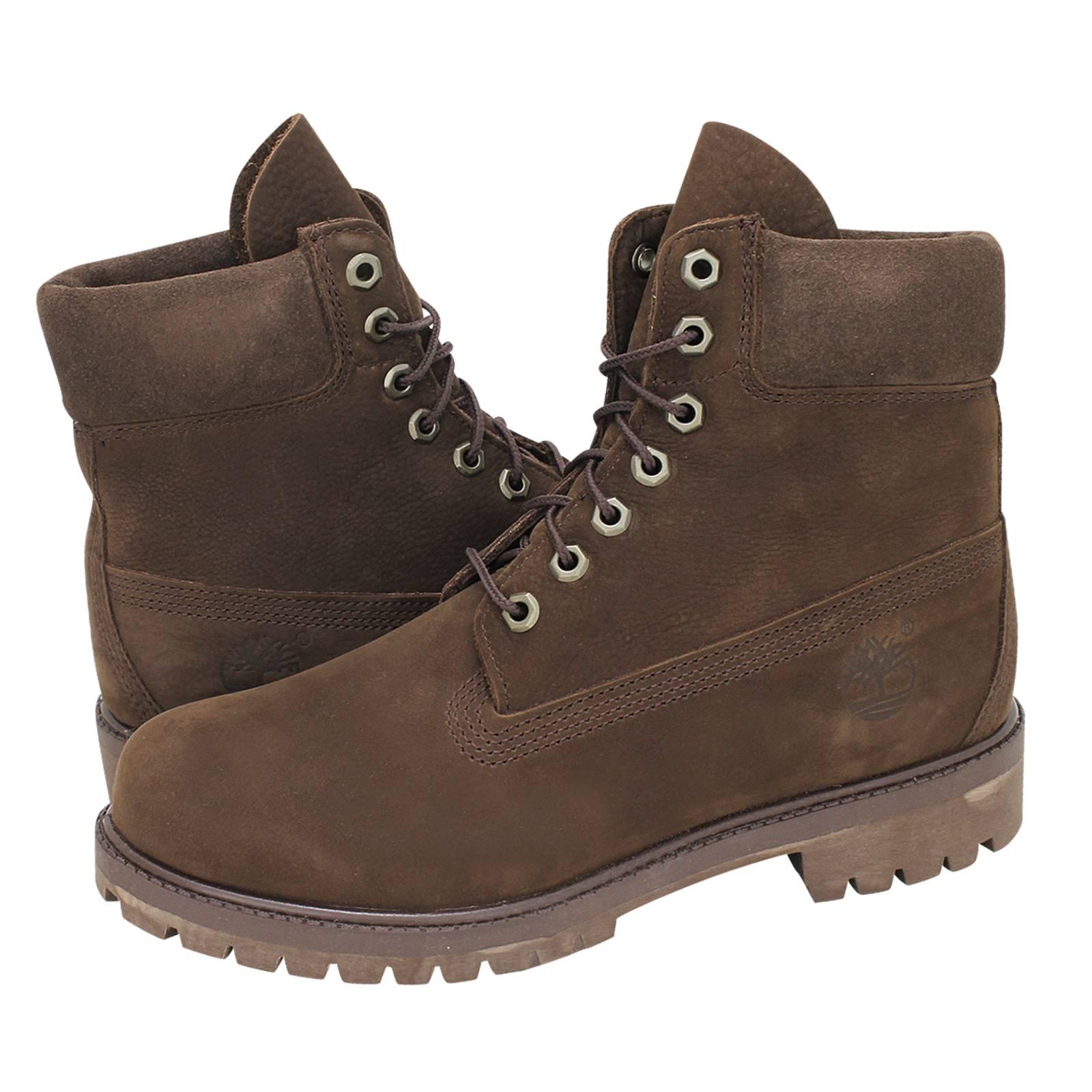 Icon 6 Premium Boot - Ανδρικά μποτάκια Timberland από nubuck και ... 881a18425bb