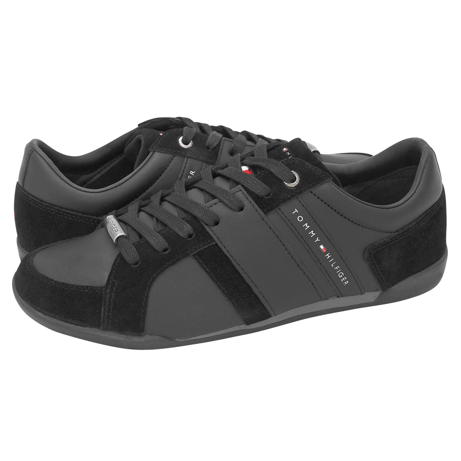 544dadc60c Royal 3C4 - Ανδρικά παπούτσια casual Tommy Hilfiger από δερμα και ...