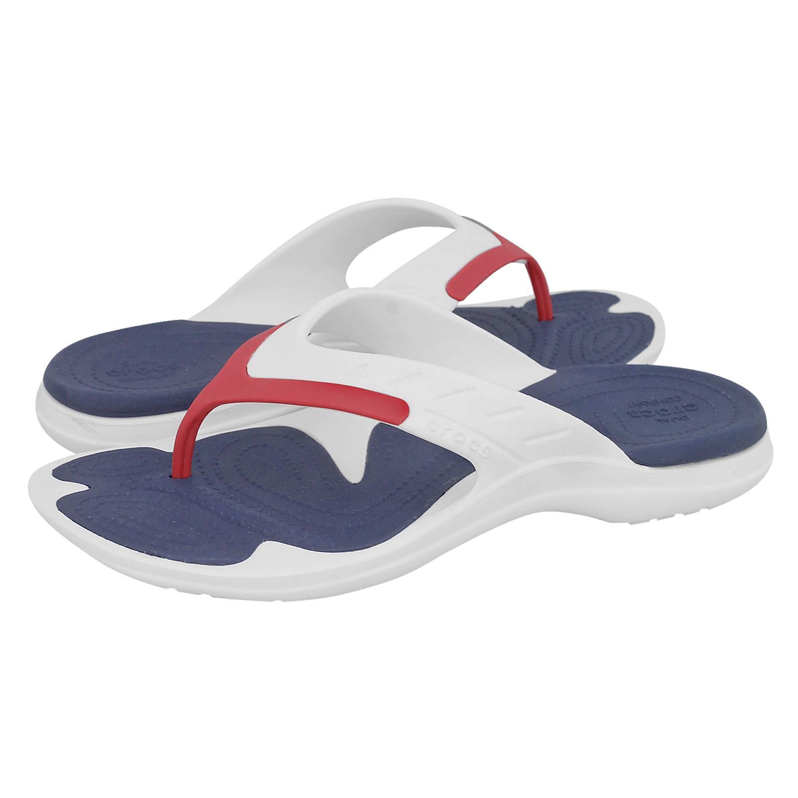 a0a15821817 Modi Sport Flip - Ανδρικά σανδάλια Crocs από croslite - Gianna ...