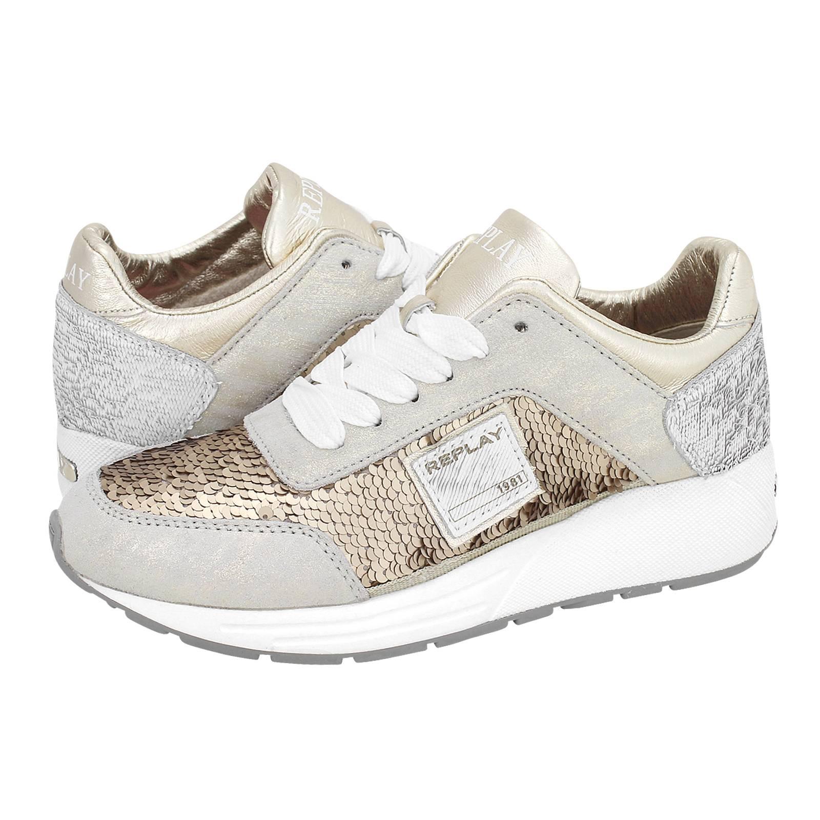 Chill - Γυναικεία παπούτσια casual Replay από καστορι a9c697eb831