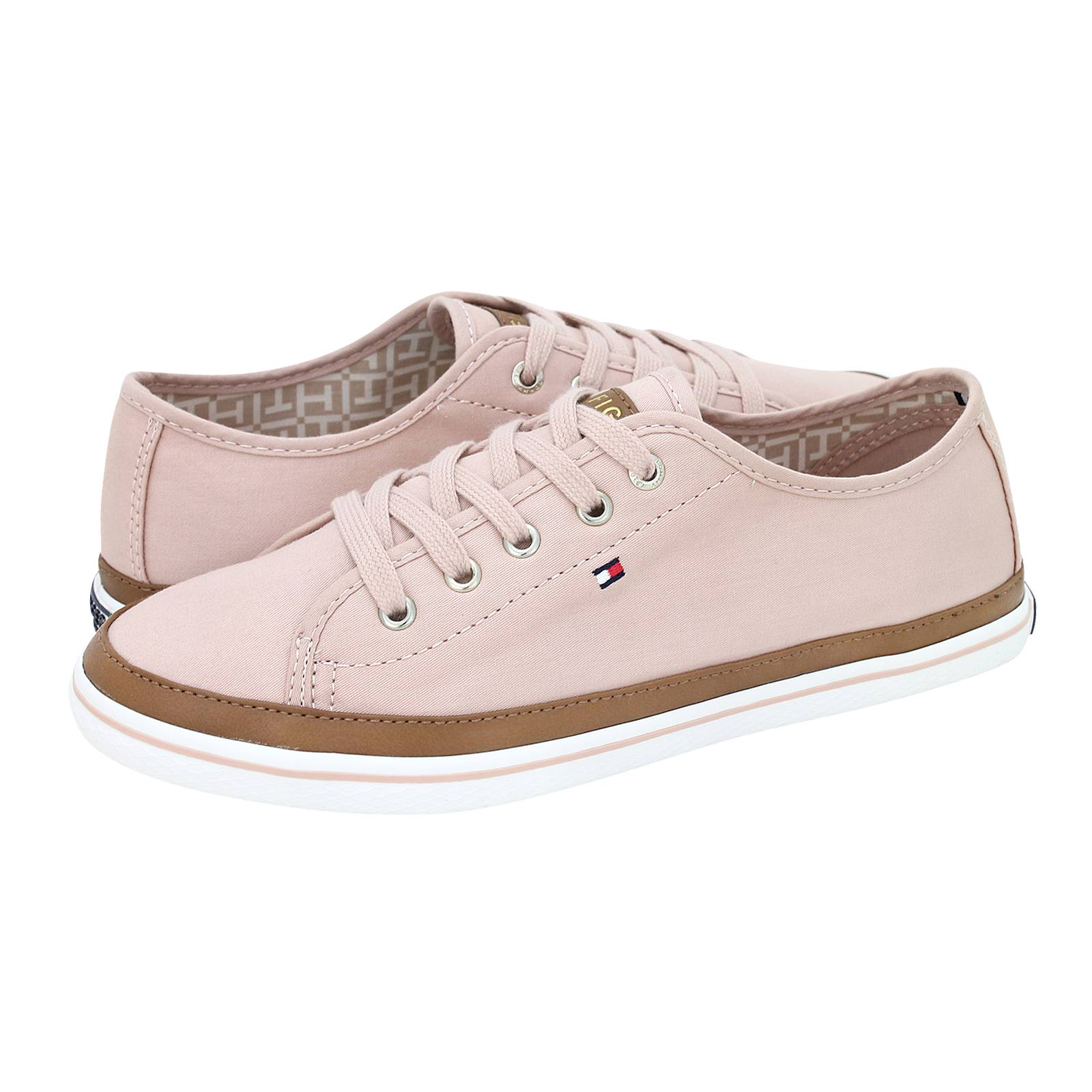 Iconic Kesha Sneaker - Γυναικεία παπούτσια casual Tommy Hilfiger από ... 309d1a2b7f0