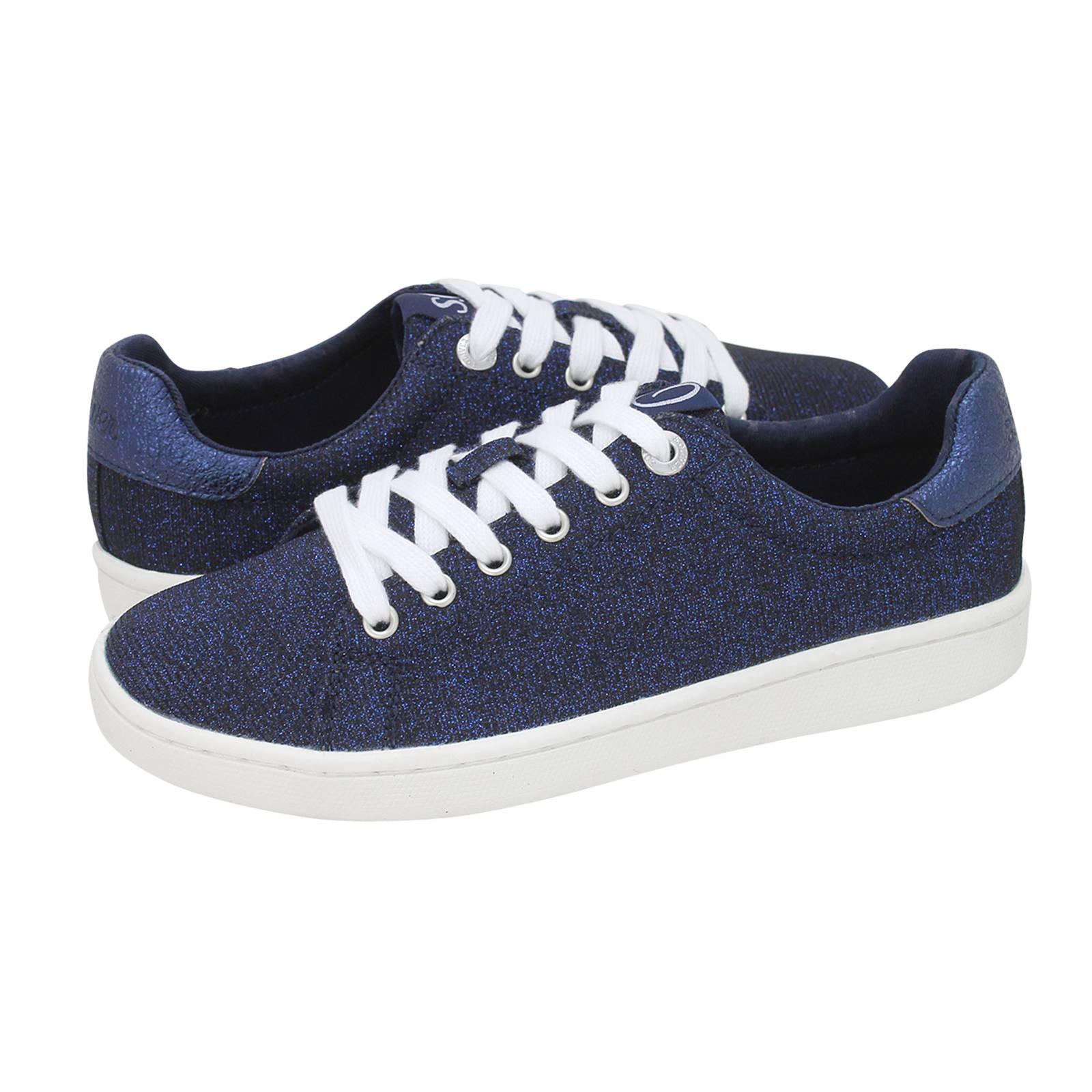 Clark - Γυναικεία παπούτσια casual s.Oliver από ύφασμα και δέρμα ... 6b3b7d856bf