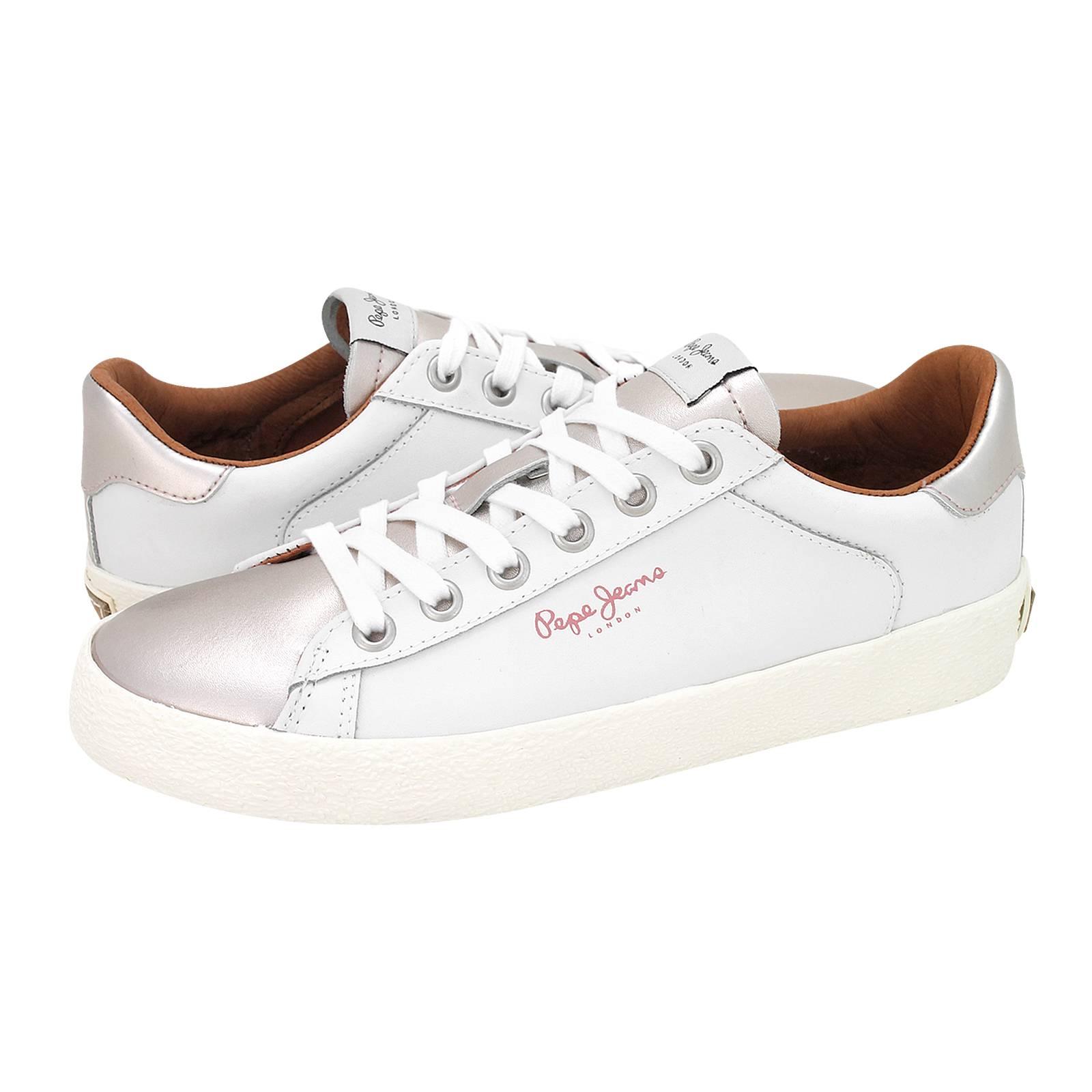 Portobello - Γυναικεία παπούτσια casual Pepe Jeans από δέρμα ... 480bad86f4d