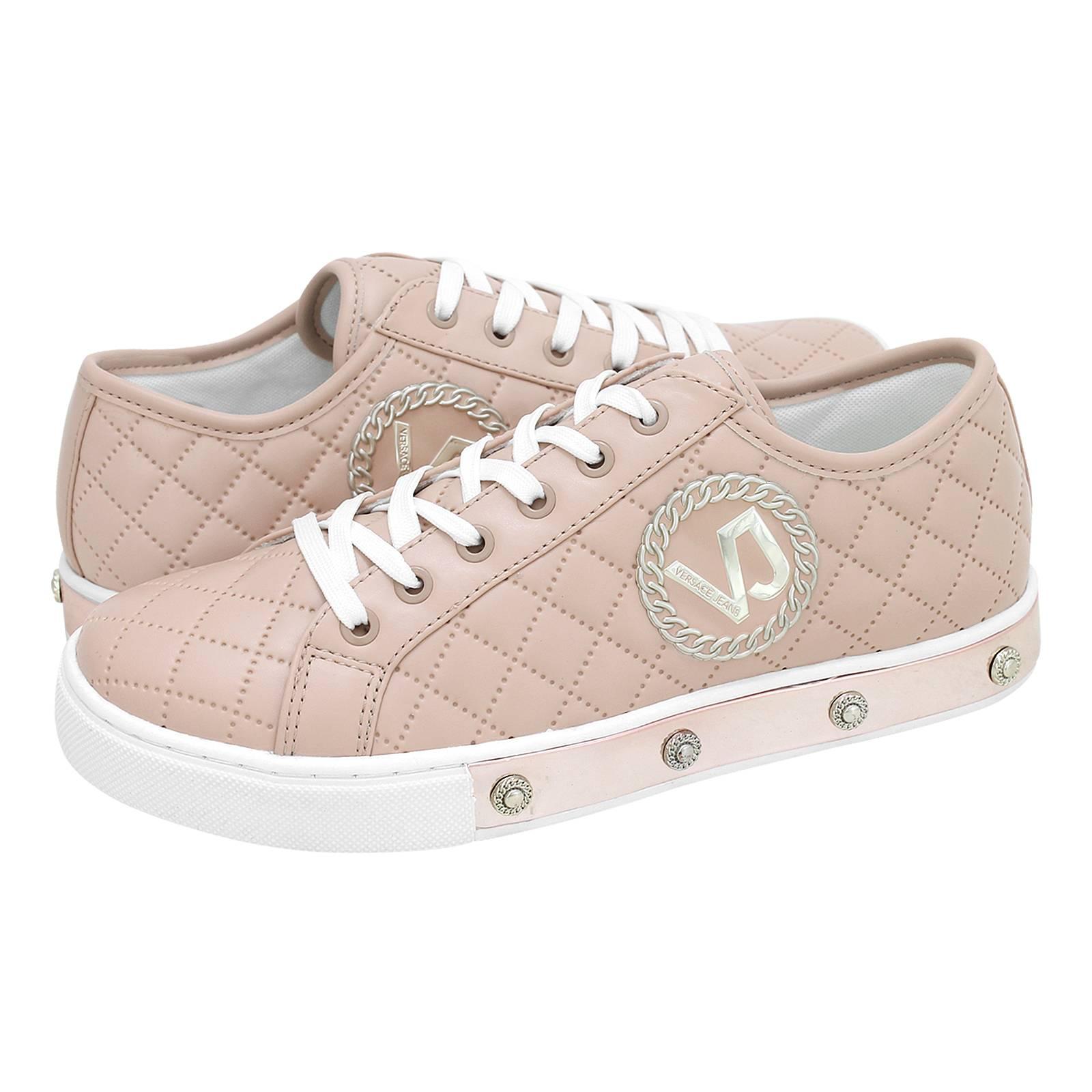 19e6c5c0d0 Cherchell - Γυναικεία παπούτσια casual Versace Jeans από δερμα ...