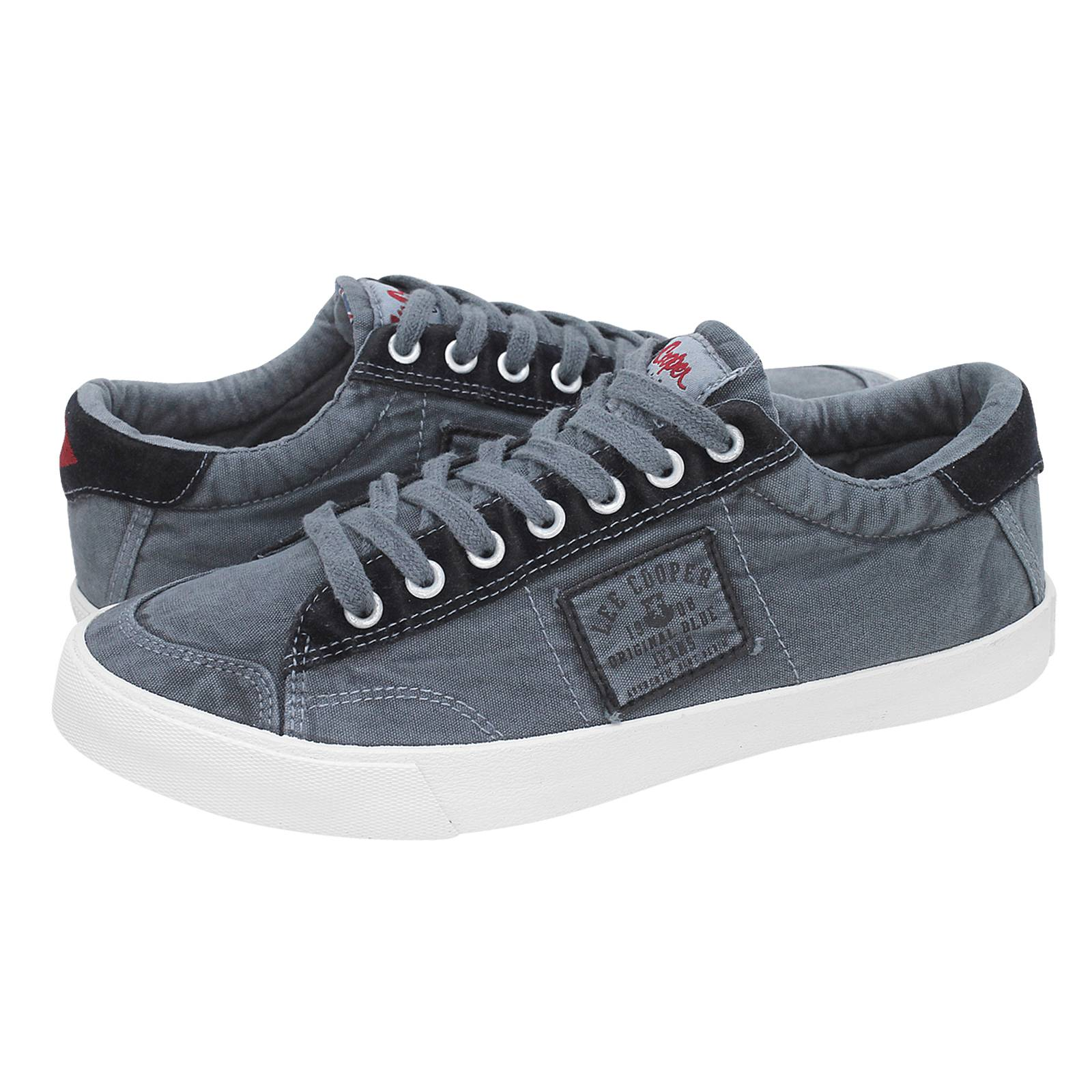 e3829f64796c Liverpool - Ανδρικά παπούτσια casual Lee Cooper από υφασμα - Gianna ...