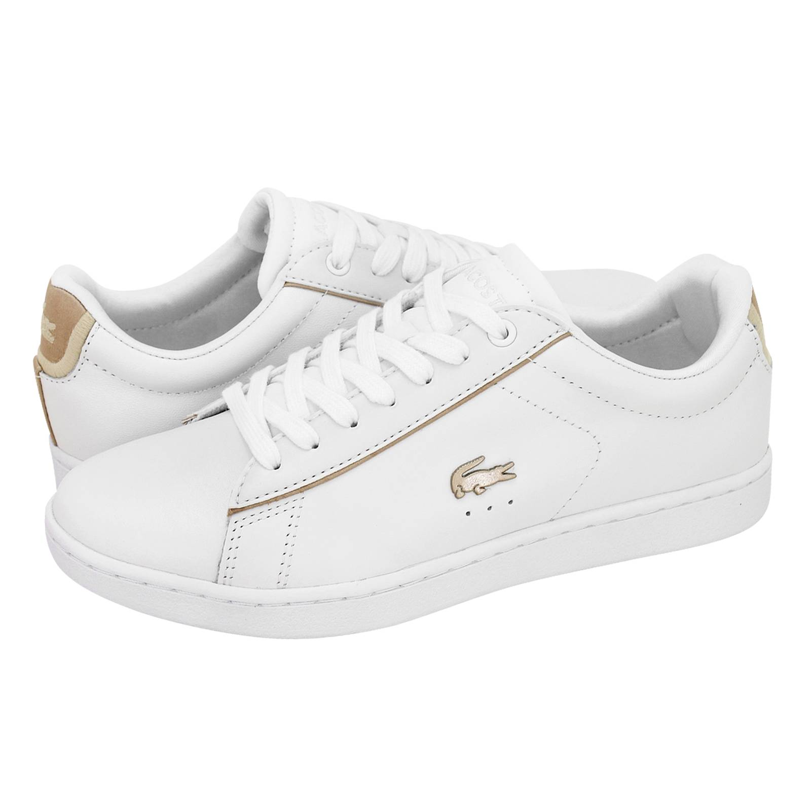 Carnaby Evo 118 6 - Γυναικεία παπούτσια casual Lacoste από δερμα και ... 3a149e692e4