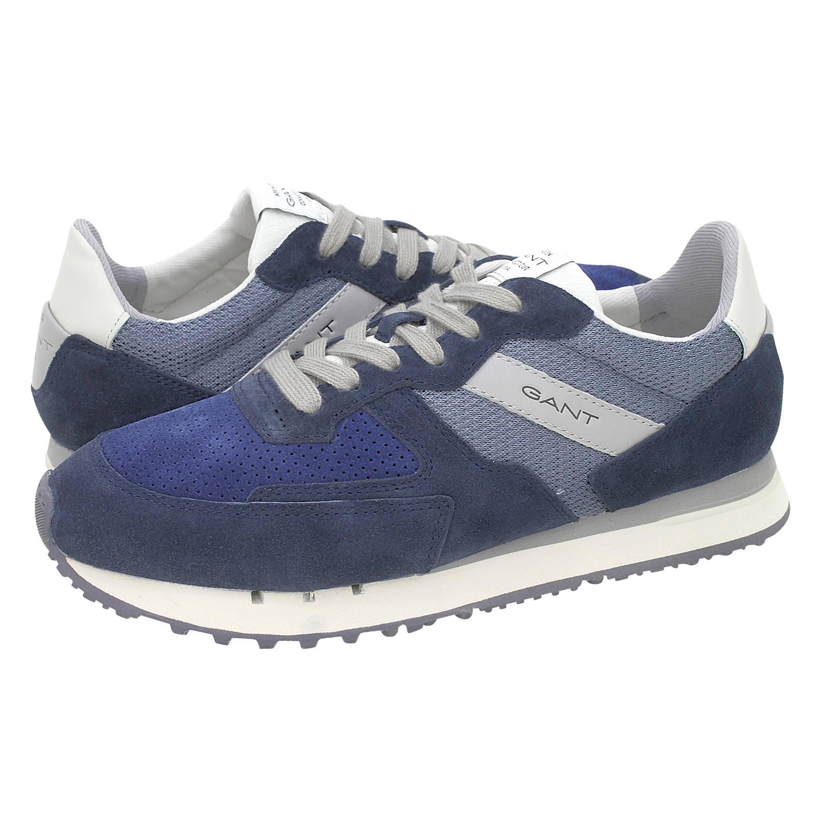 339d7188758 Duke - Ανδρικά παπούτσια casual Gant από καστορι, υφασμα και δερμα ...