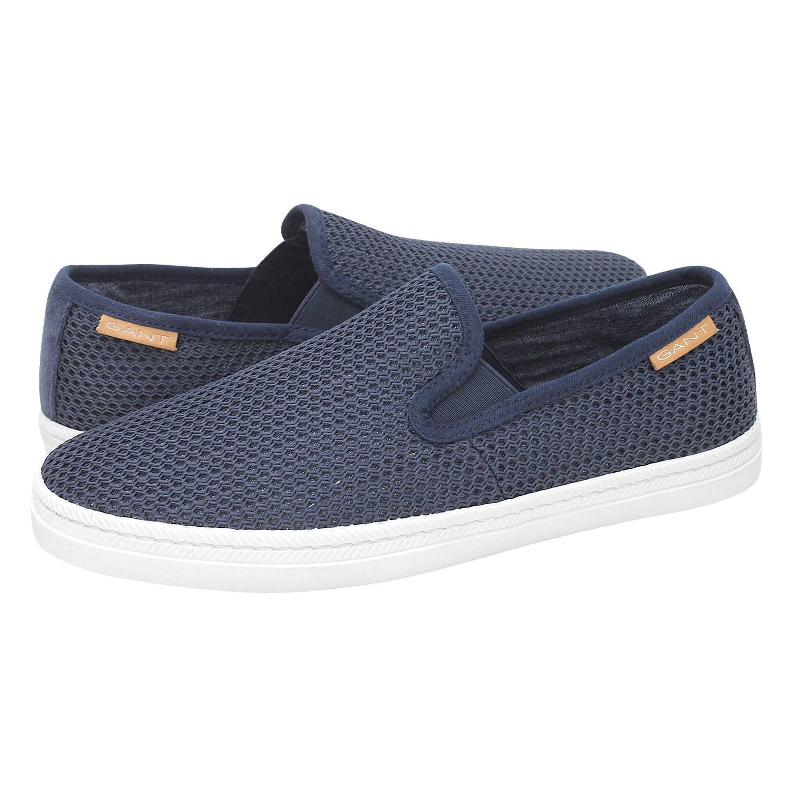 045ba9efc50f Viktor - Ανδρικά παπούτσια casual Gant από υφασμα και καστορι ...