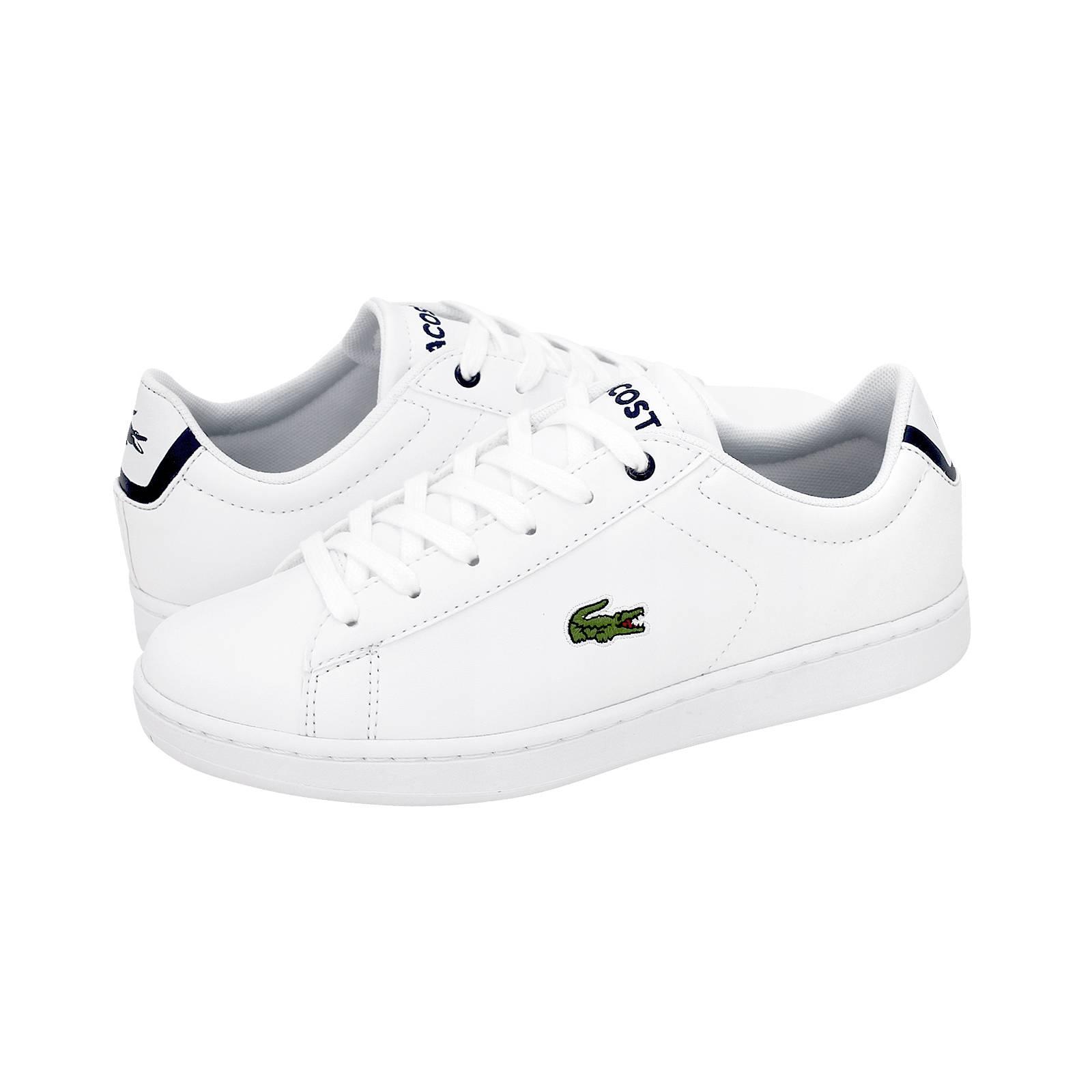 424f6d721e1 Carnaby Evo BL 1 S - Παιδικά παπούτσια casual Lacoste από δερμα ...