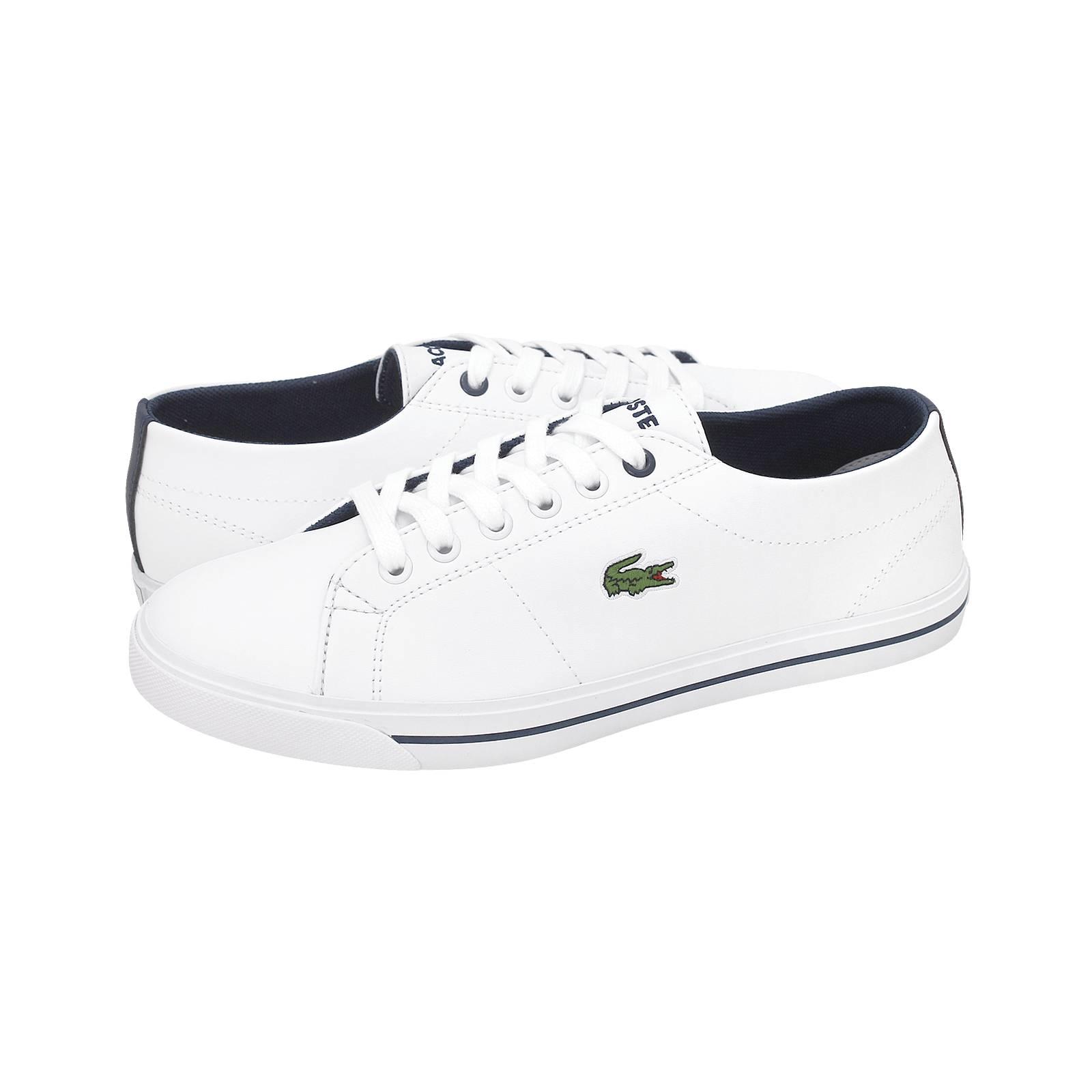 Riberac 117 1 - Παιδικά παπούτσια casual Lacoste από δερμα συνθετικο ... 67b58edb880