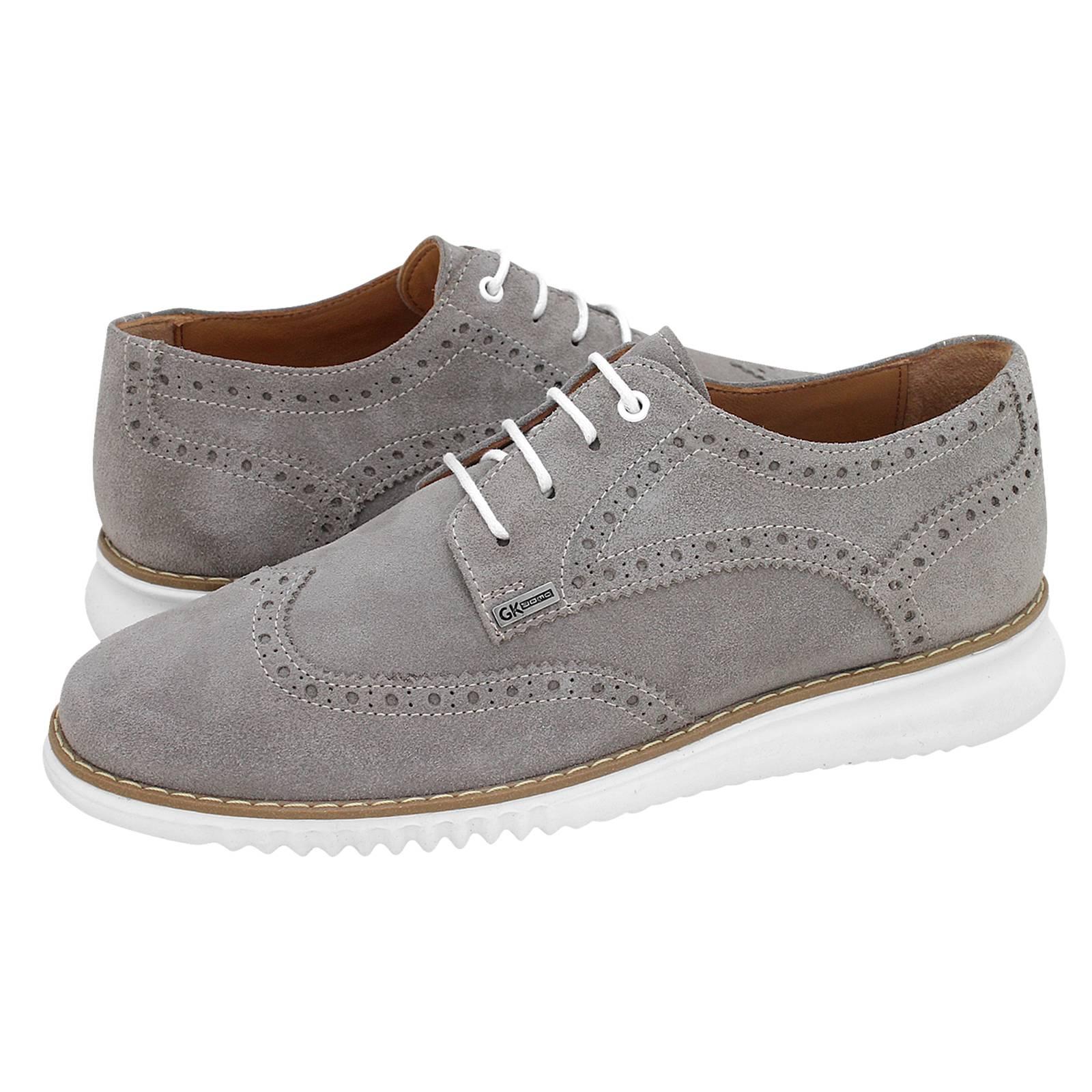 b6e54fd583b Smilde - Ανδρικά δετά παπούτσια GK Uomo από καστορι - Gianna Kazakou ...