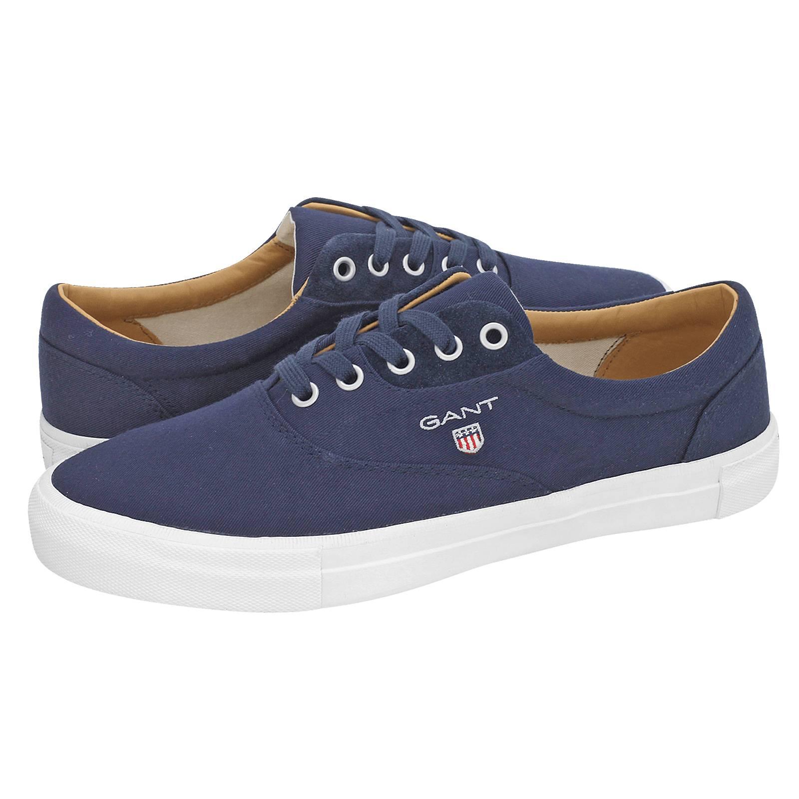 147076fe95e4 Hero - Ανδρικά παπούτσια casual Gant από υφασμα - Gianna Kazakou Online