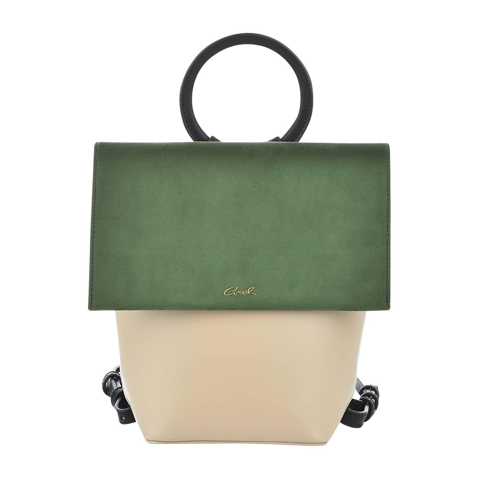 Regan - Γυναικεία τσάντα Axel από δερμα συνθετικο - Gianna Kazakou ... 9e8290cd00d