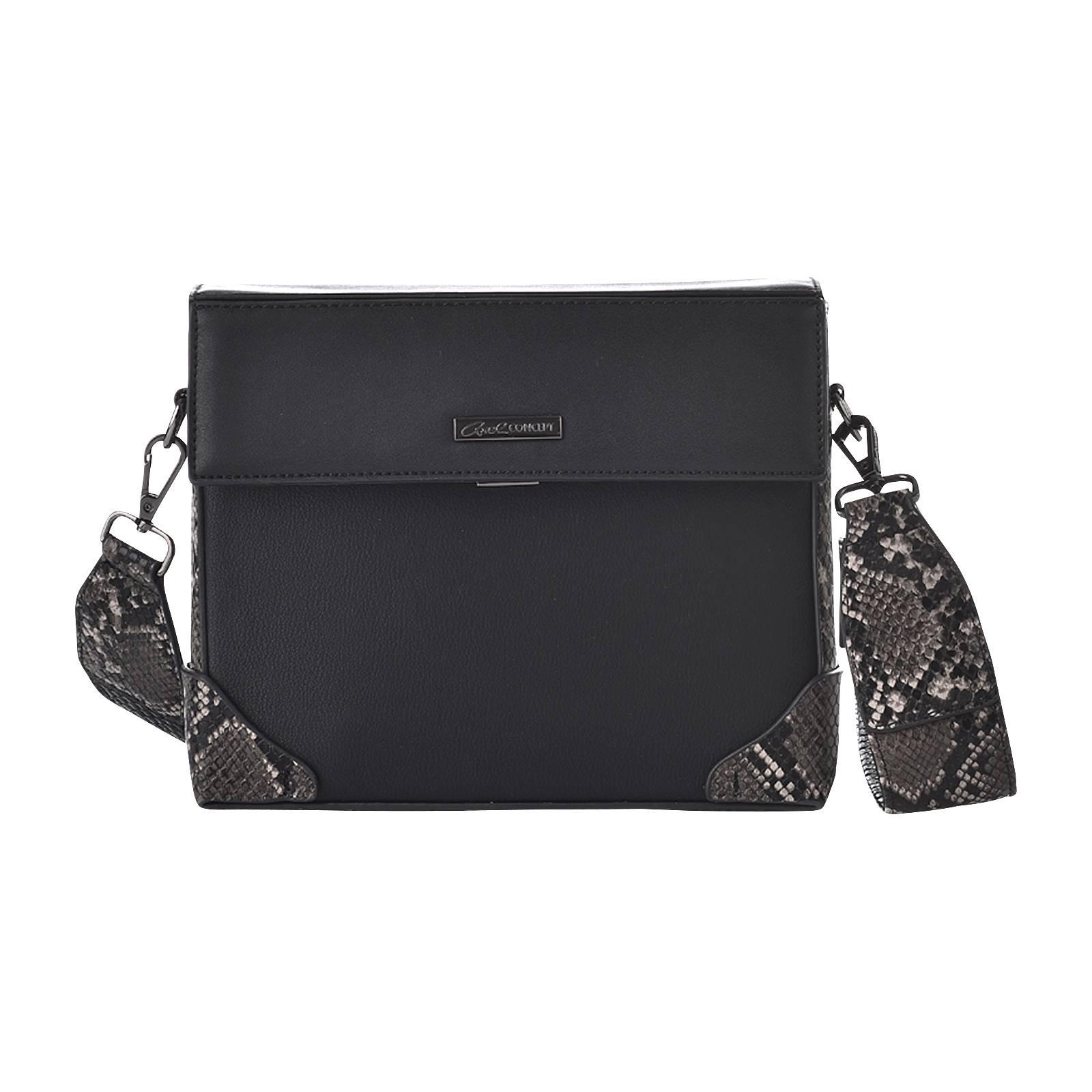 Yoselin - Γυναικεία τσάντα Axel Concept από δερμα print συνθετικο ... 94bbf545da1
