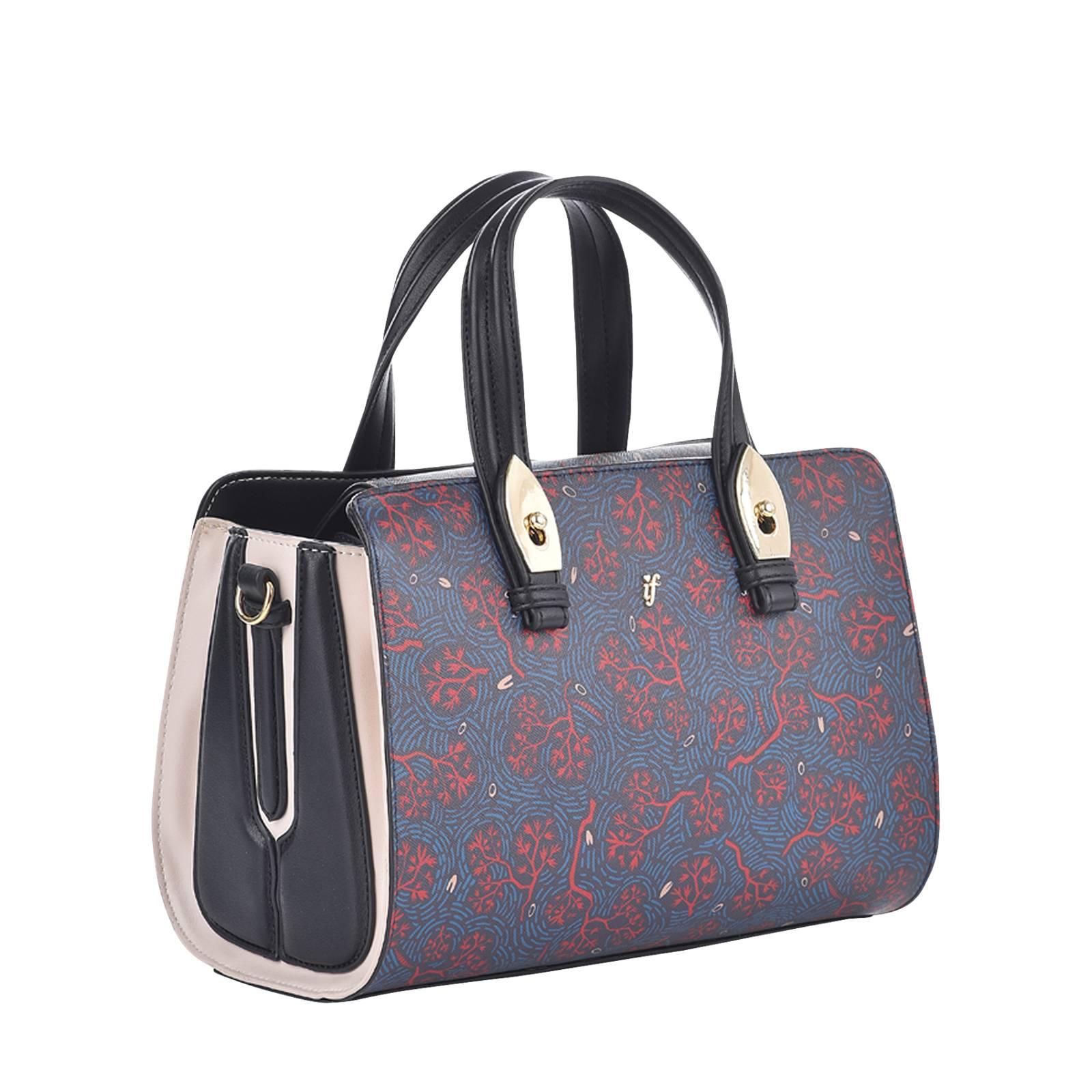 Mini Print - Γυναικεία τσάντα If από δερμα συνθετικο - Gianna ... 7c38025fb1d