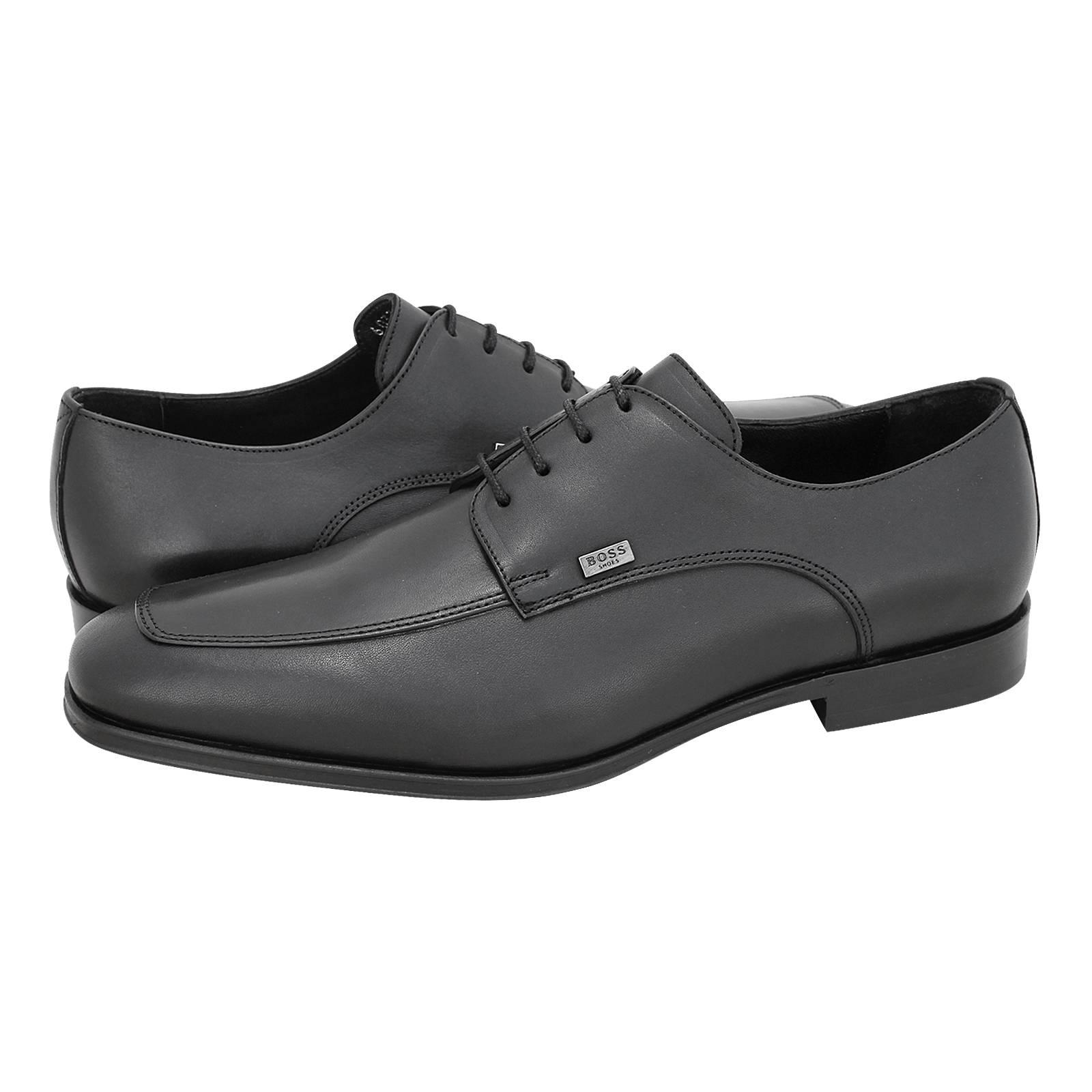 2ceabac0f9f Seixal - Ανδρικά δετά παπούτσια Boss από δέρμα - Gianna Kazakou Online