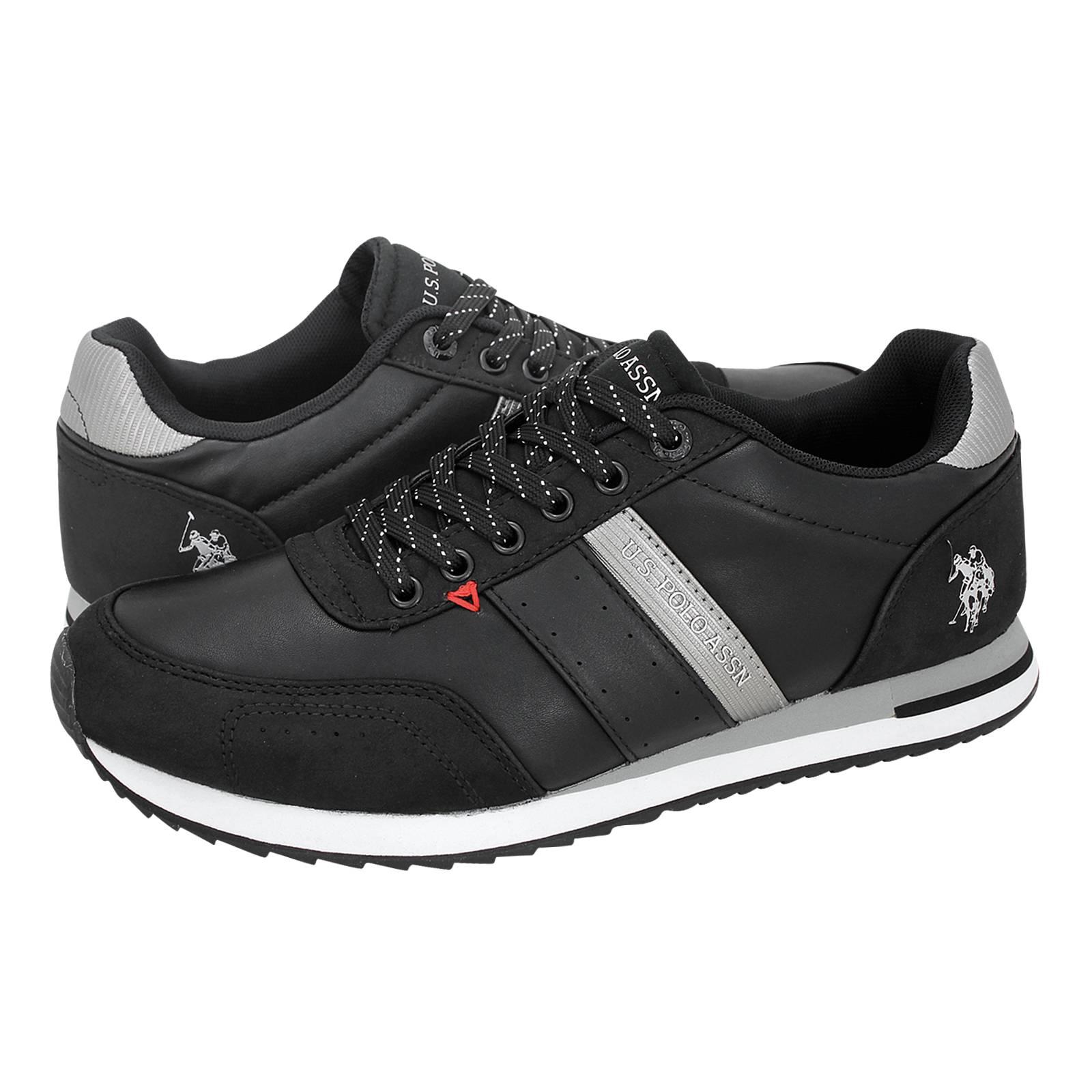 a4229331aa1 Vance - Ανδρικά παπούτσια casual U.S. Polo ASSN από δερμα συνθετικο ...