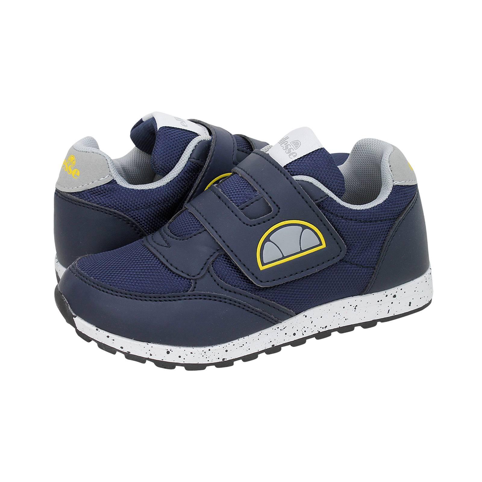 b53b1eaa0a8 HB-ELS08 - Παιδικά αθλητικά παπούτσια Ellesse από δερμα συνθετικο ...