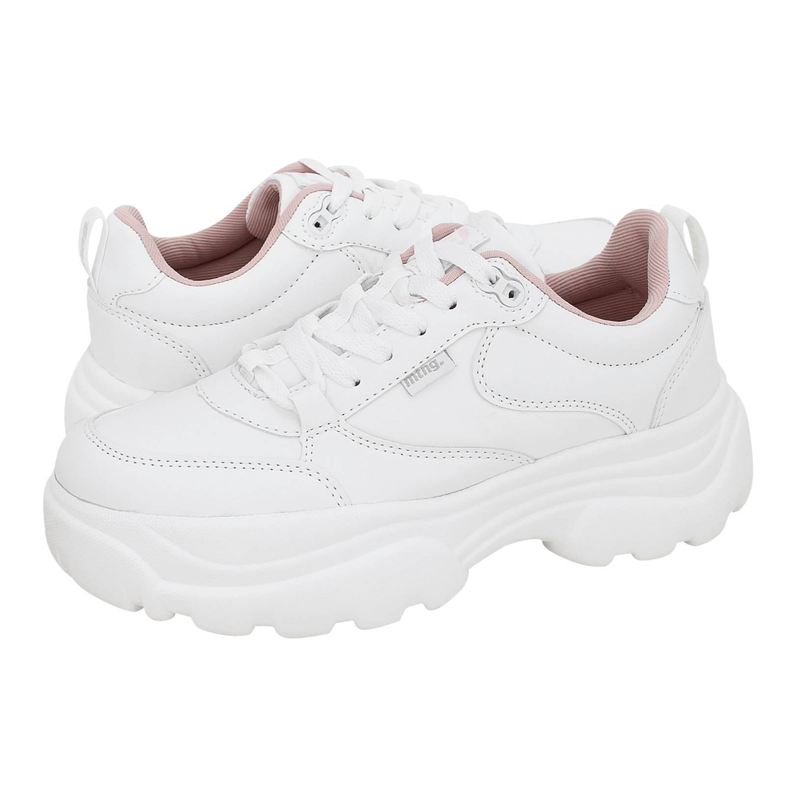 Creissels - Γυναικεία παπούτσια casual MTNG Attitude από δερμα ... 5d156d4457f